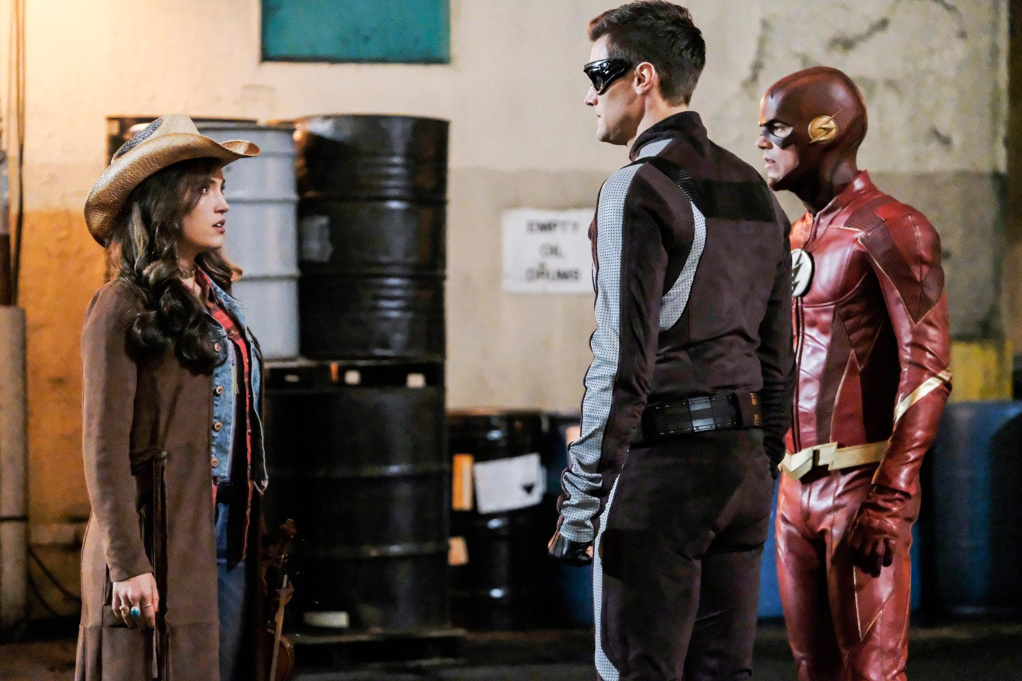 The Flash Recap Season 4 Episode 14 Ew Com