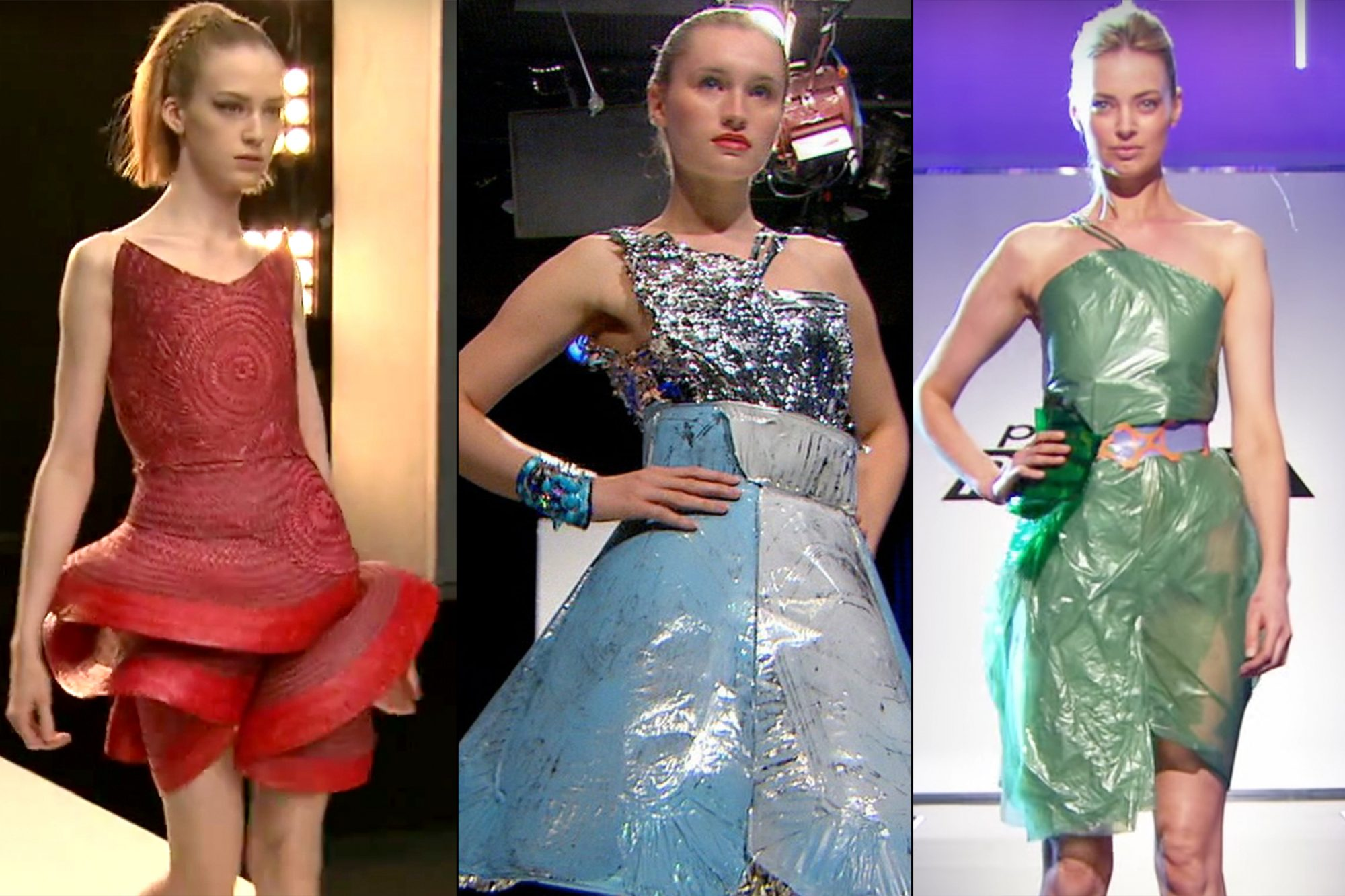 Project Runway S Unconventional Challenges From Worst To Best Ew Com