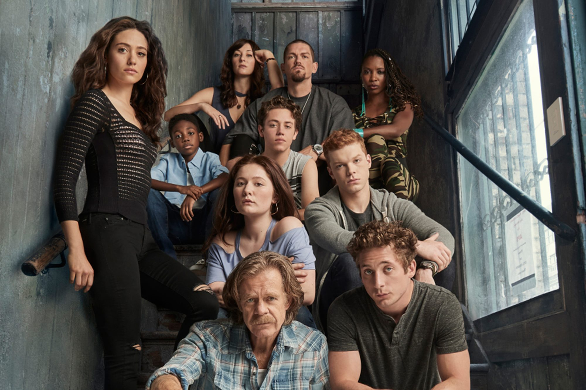 Shameless' cast, creator on how the show could end | EW.com