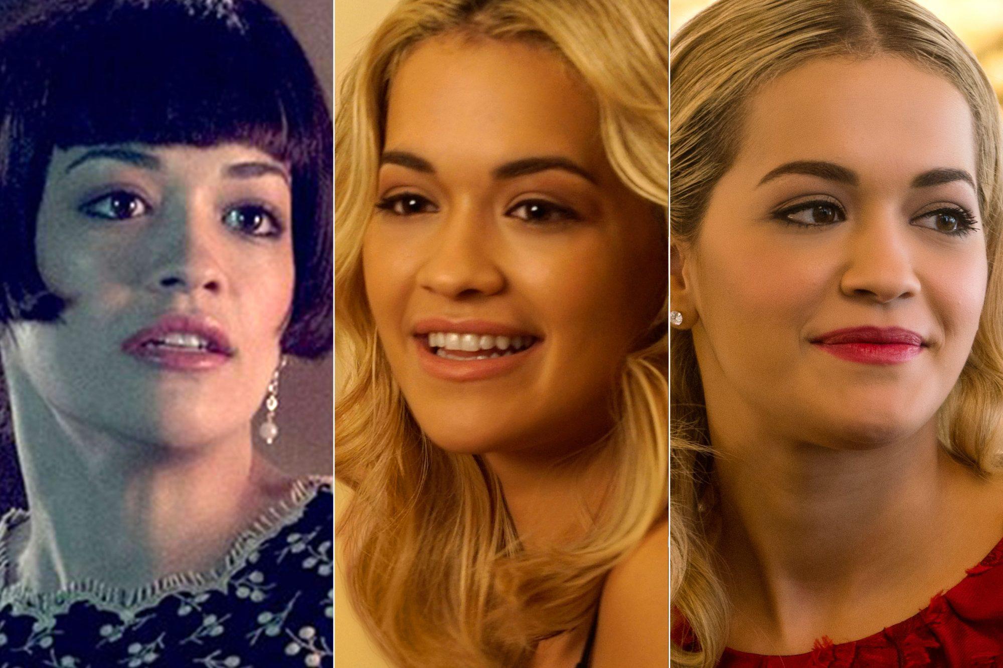 Fifty Shades Freed Rita Ora Shines In New Movie Ew Com