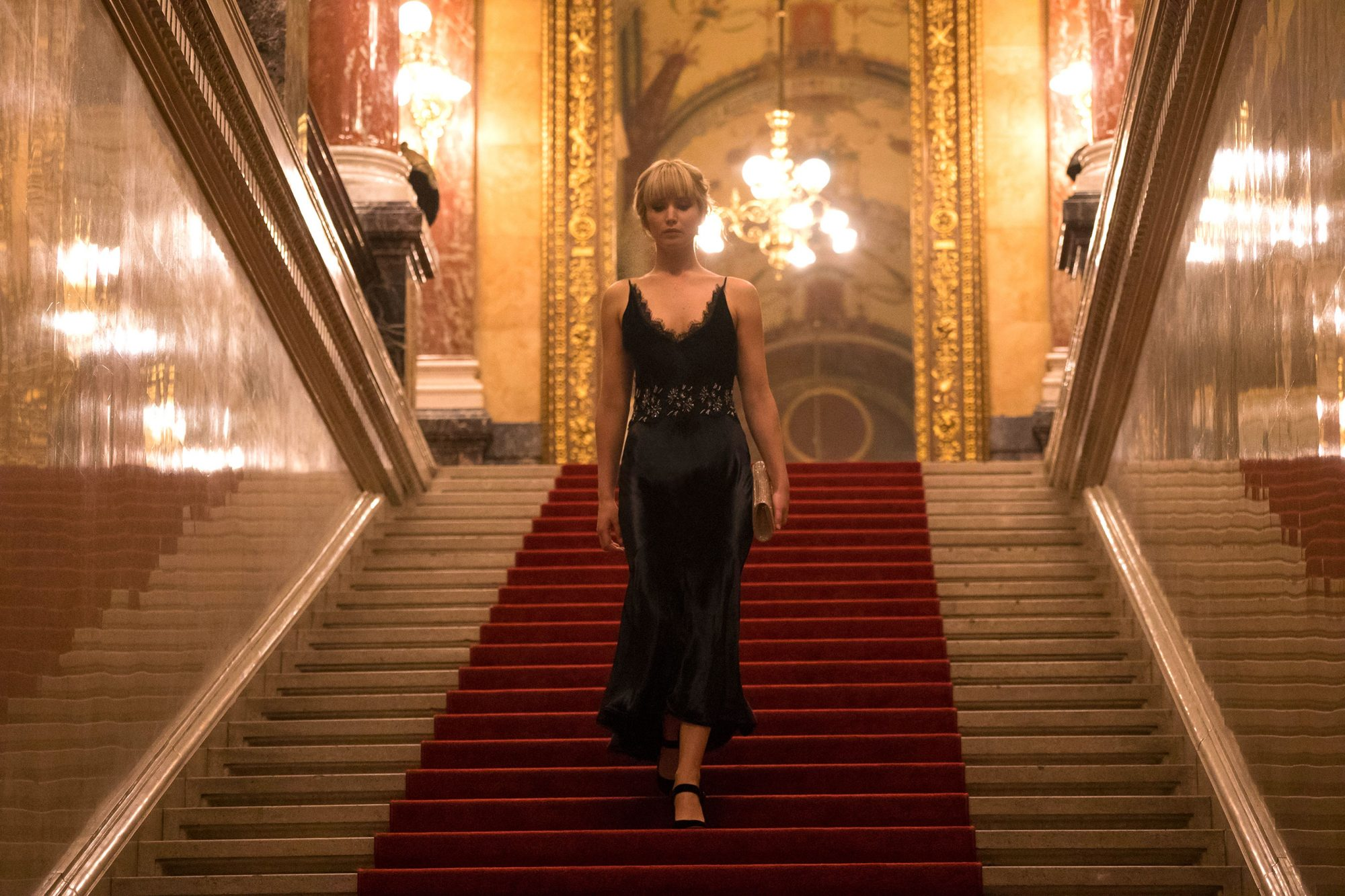 Jennifer Lawrence's 'Red Sparrow': From best-selling spy novel to movie
