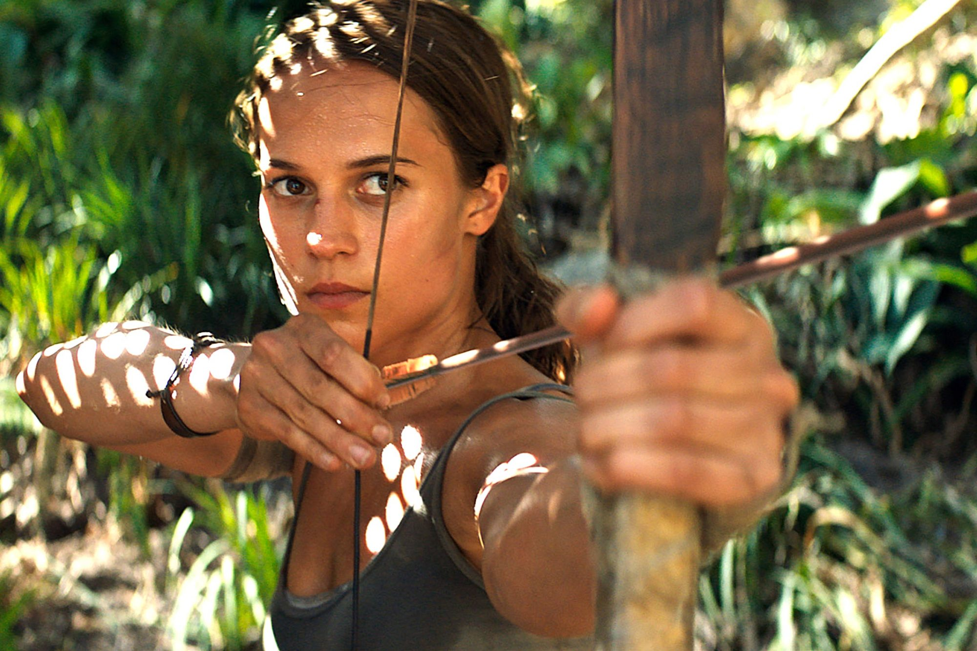Tomb Raider 2 With Alicia Vikander In Development With Writer Amy