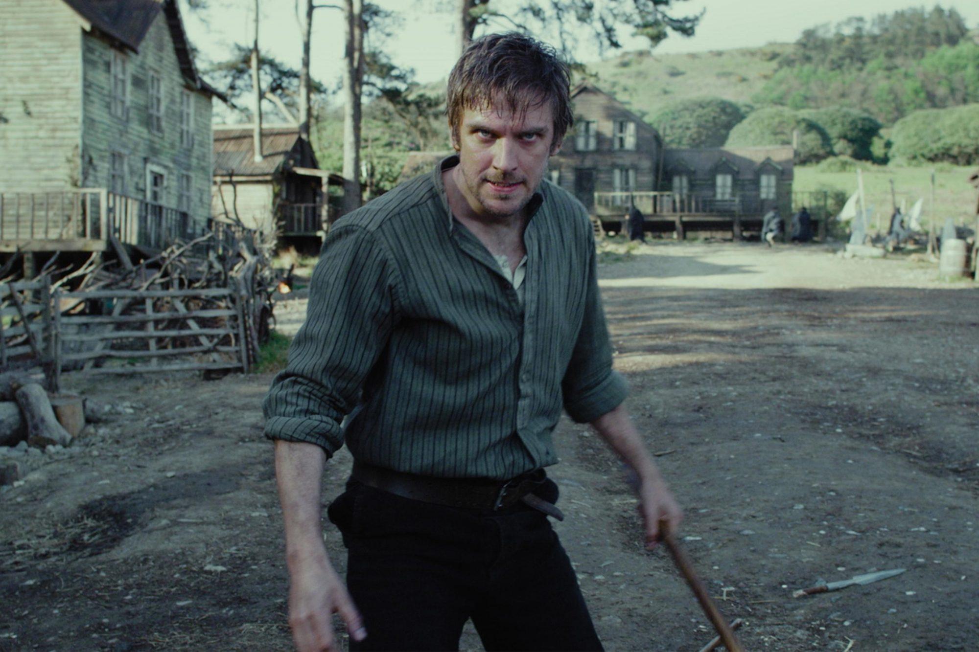 Netflix's Apostle review: Downton Abbey's Dan Stevens descends into the  occult   EW.com