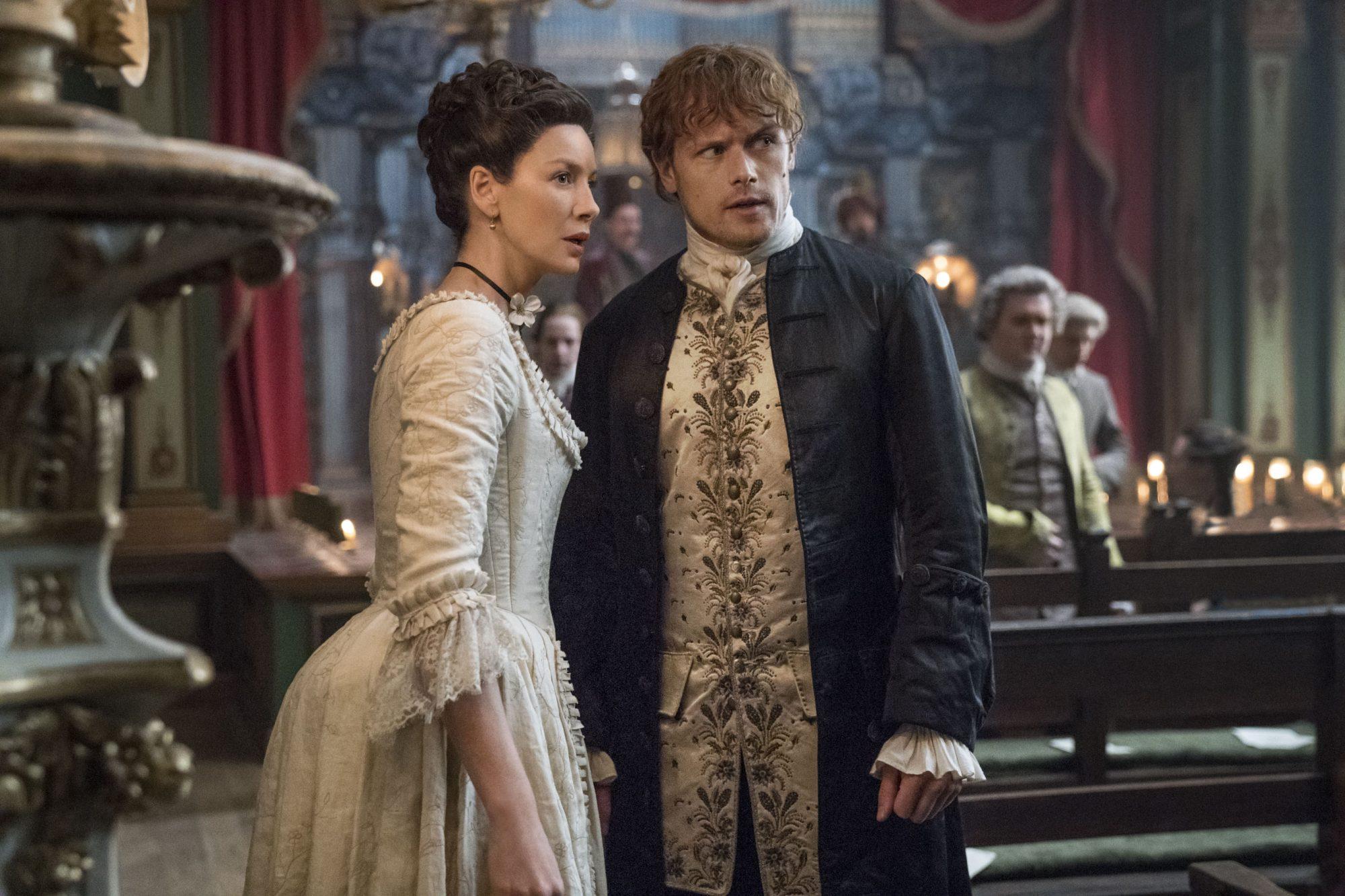 Outlander Recap Season 4 Episode 8 Ew Com