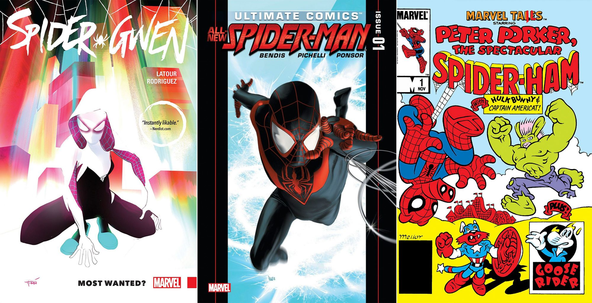 Spidergwen fan art illustration spiderverse spider man comic book illustration artwork comic book art