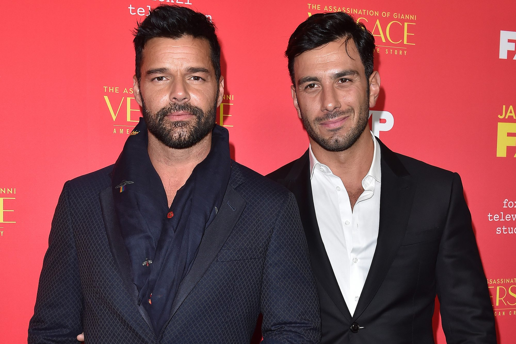 Ricky Martin and husband Jwan Yosef welcome daughter Lucia | EW.com