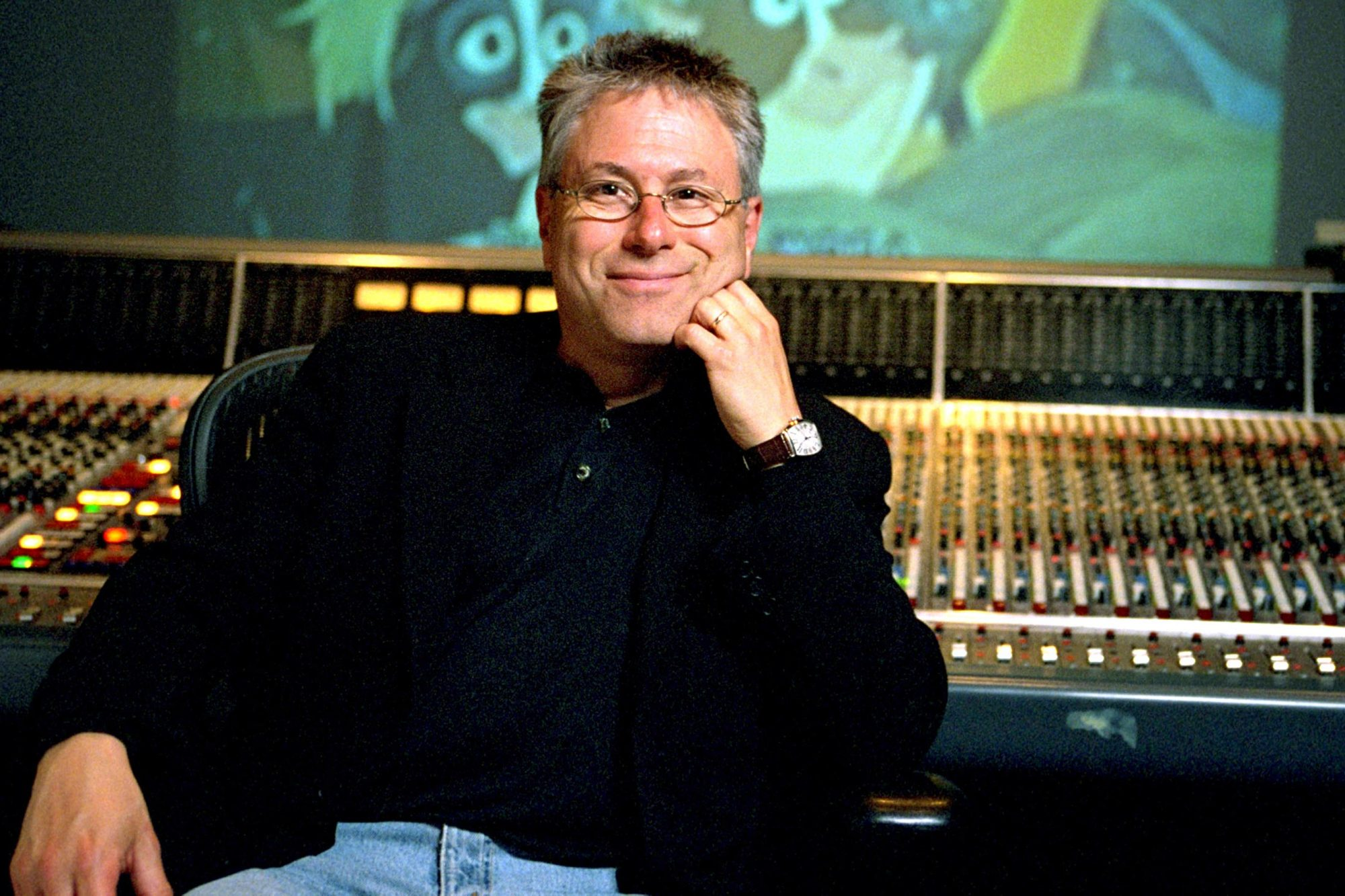 The 71-year old son of father (?) and mother(?) Alan Menken in 2021 photo. Alan Menken earned a  million dollar salary - leaving the net worth at  million in 2021