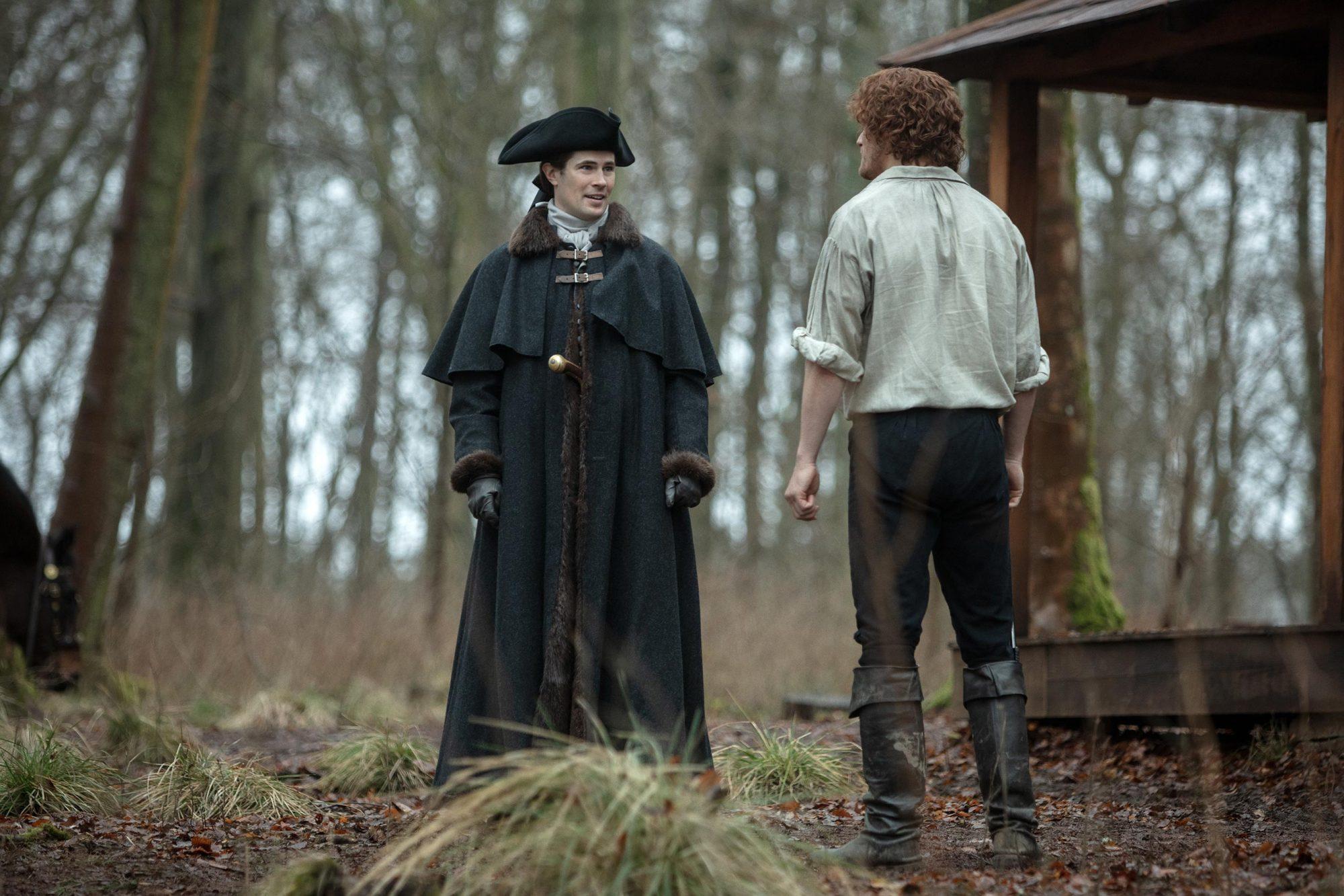 Outlander Recap Season 4 Episode 6 Ew Com