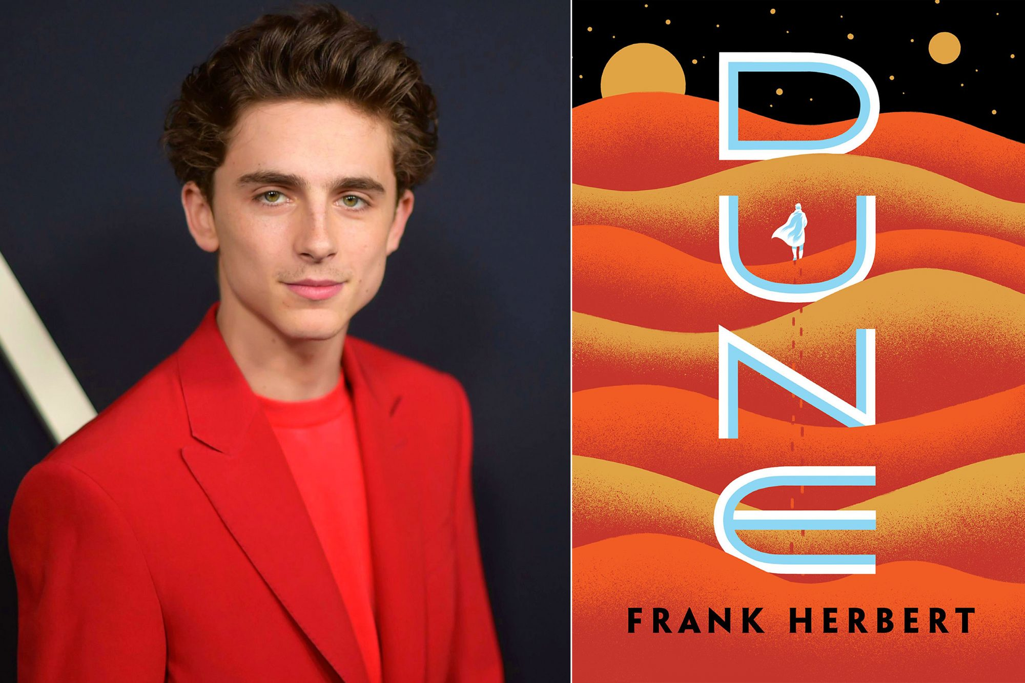 Everything We Know About Timothee Chalamet S Dune Movie Ew Com