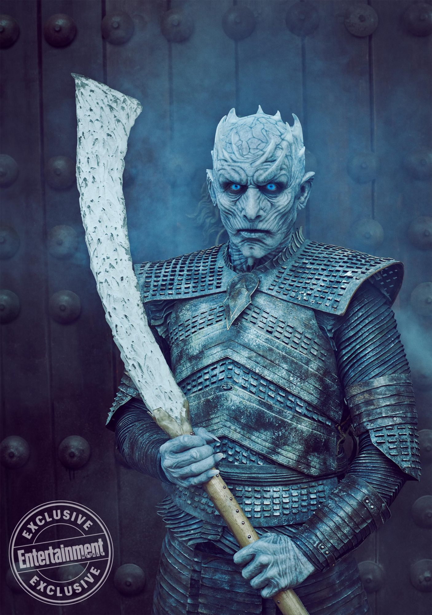 The Night King Speaks Game Of Thrones Actor Gives Rare Interview Ew Com