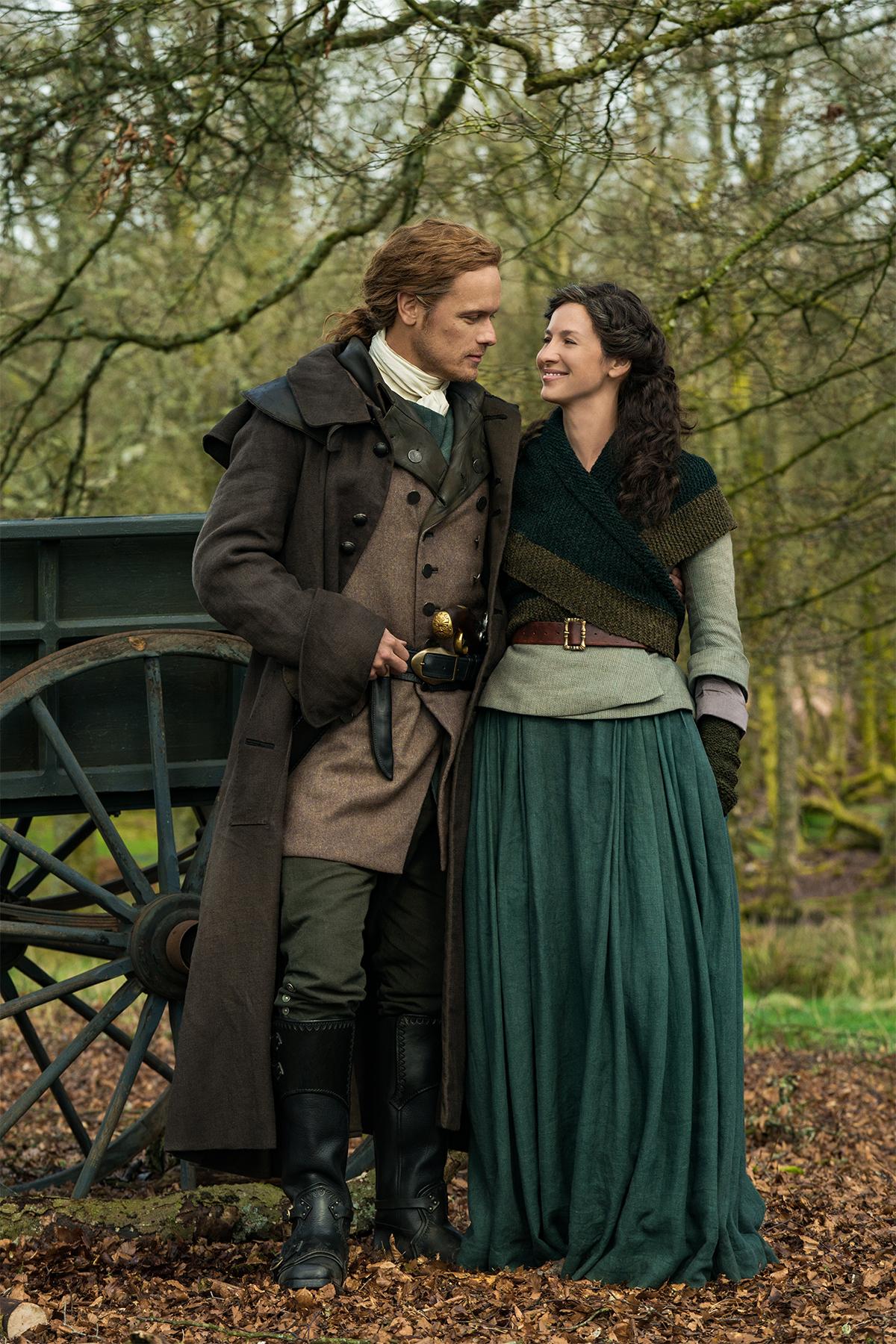 Outlander Season 5 Begins Production In Scotland Ew Com