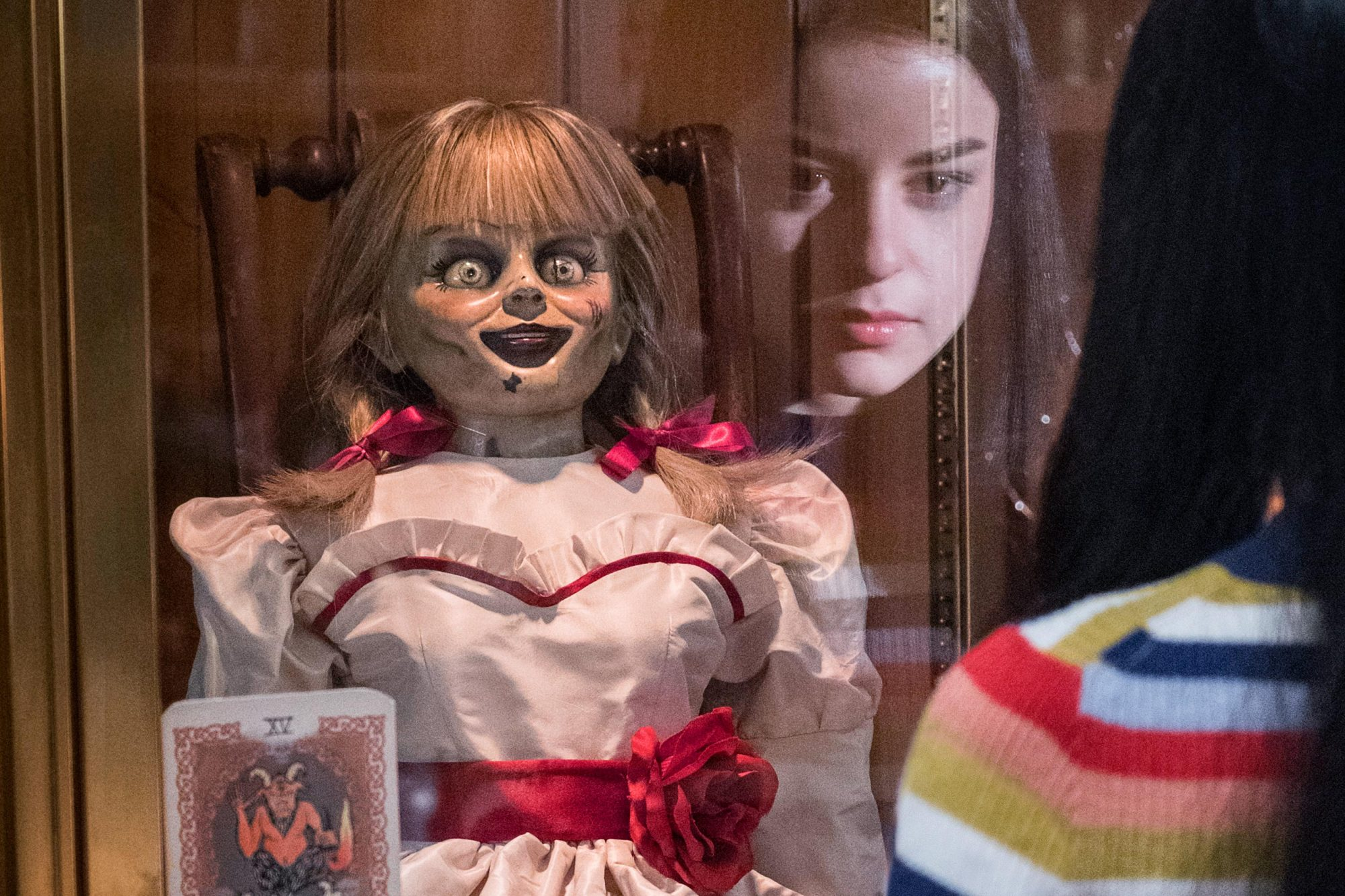 Annabelle Comes Home review: The Conjuring universe gets absurd | EW.com