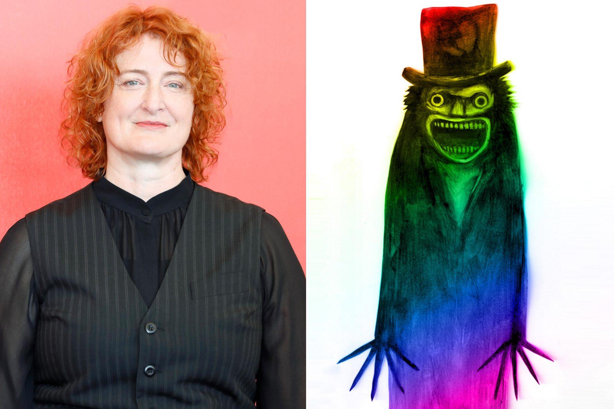 Gay Babadook Director Jennifer Kent Celebrates Monster S Icon Status Ew Com