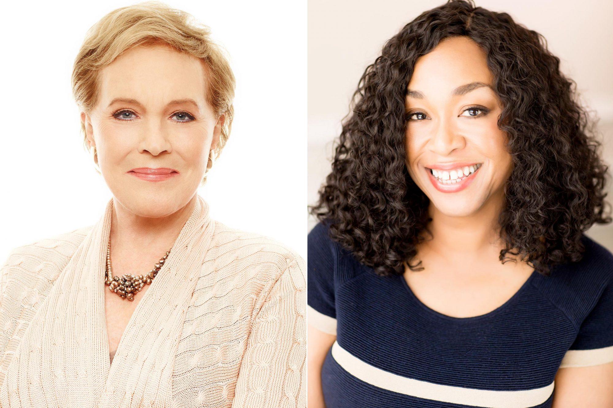 Julie Andrews cast in Shonda Rhimes' Bridgerton Netflix series