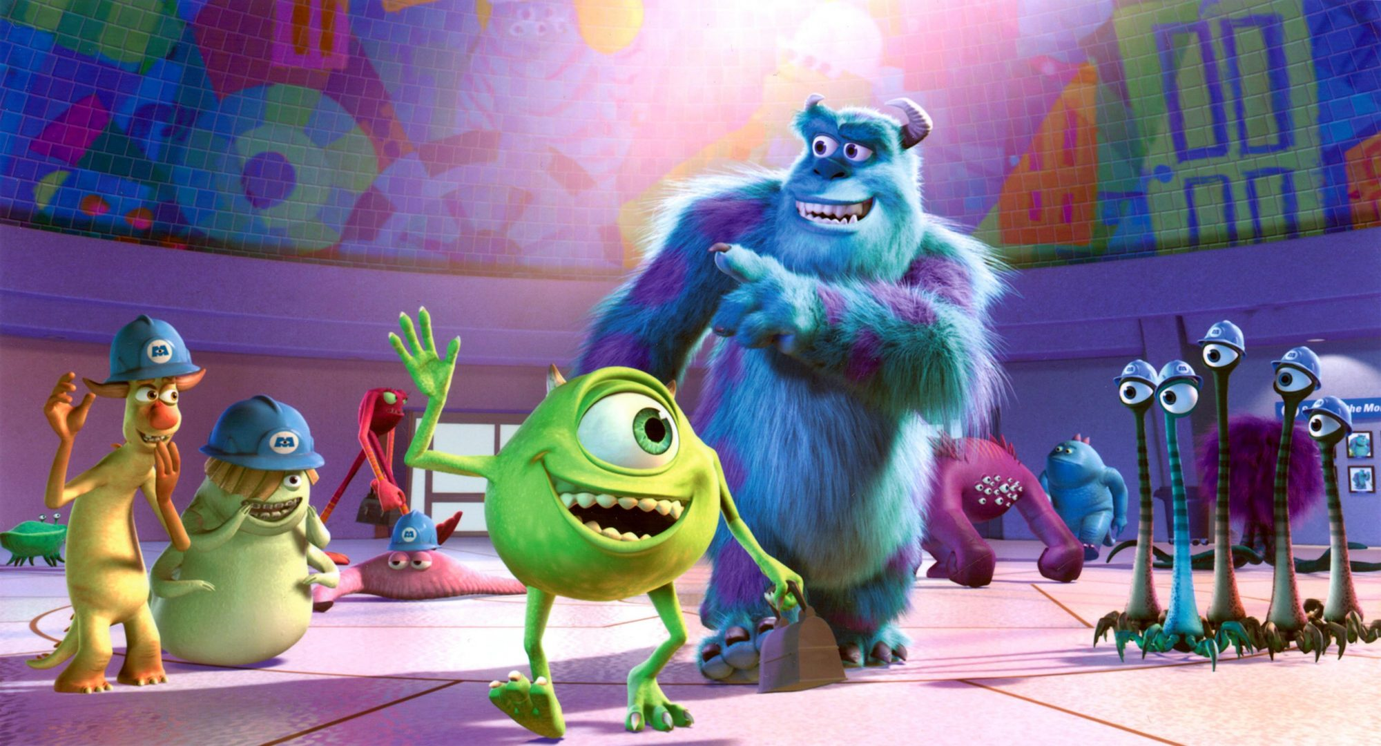 Disney Reveals First Look At Monsters Inc Tv Spin Off Ew Com