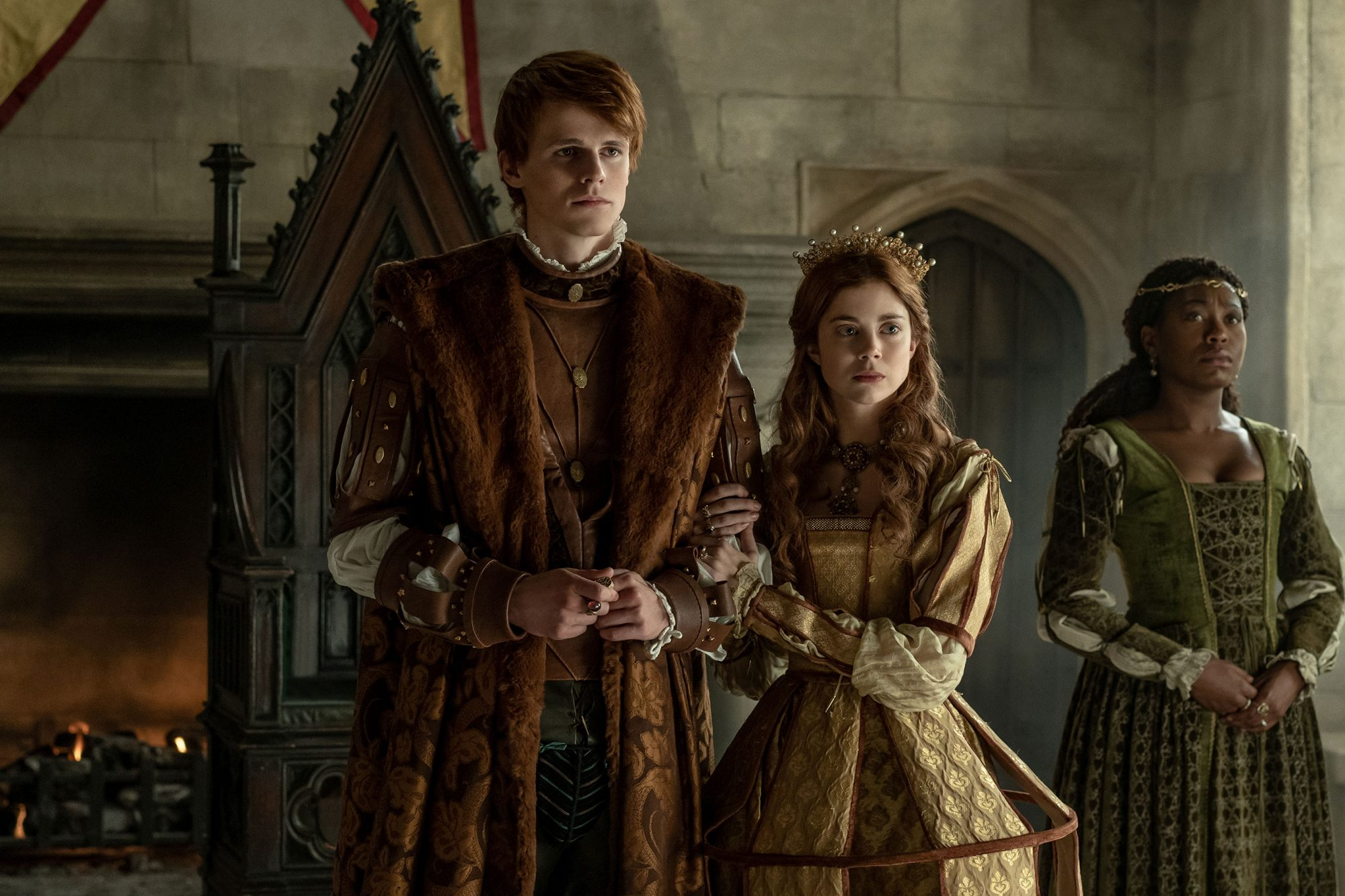 The Spanish Princess Creators And Star Tease What S To Come In Season 2 Ew Com