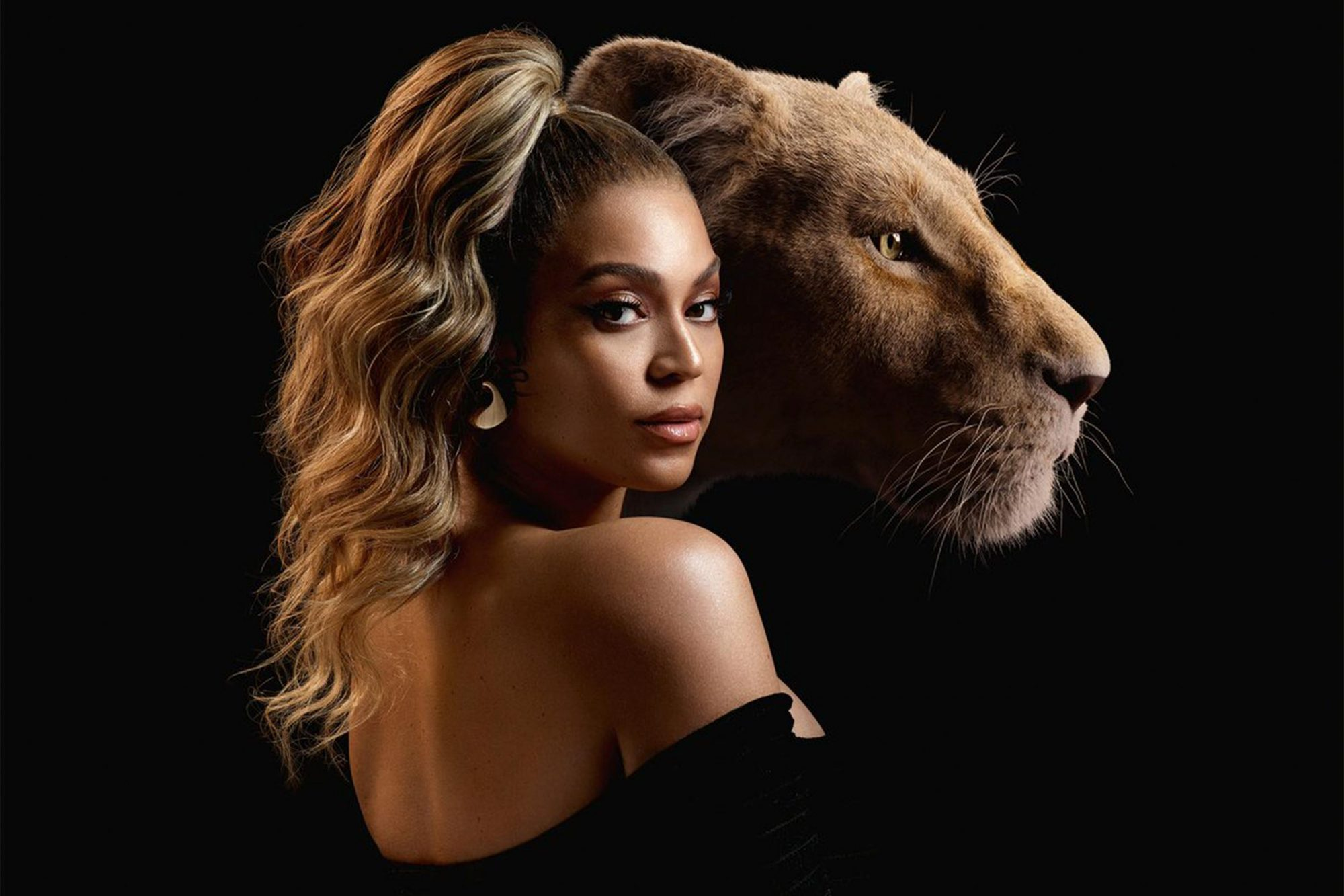 Beyonce S Lion King Album The Gift Tries To Do A Bit Too Much Ew Review Ew Com