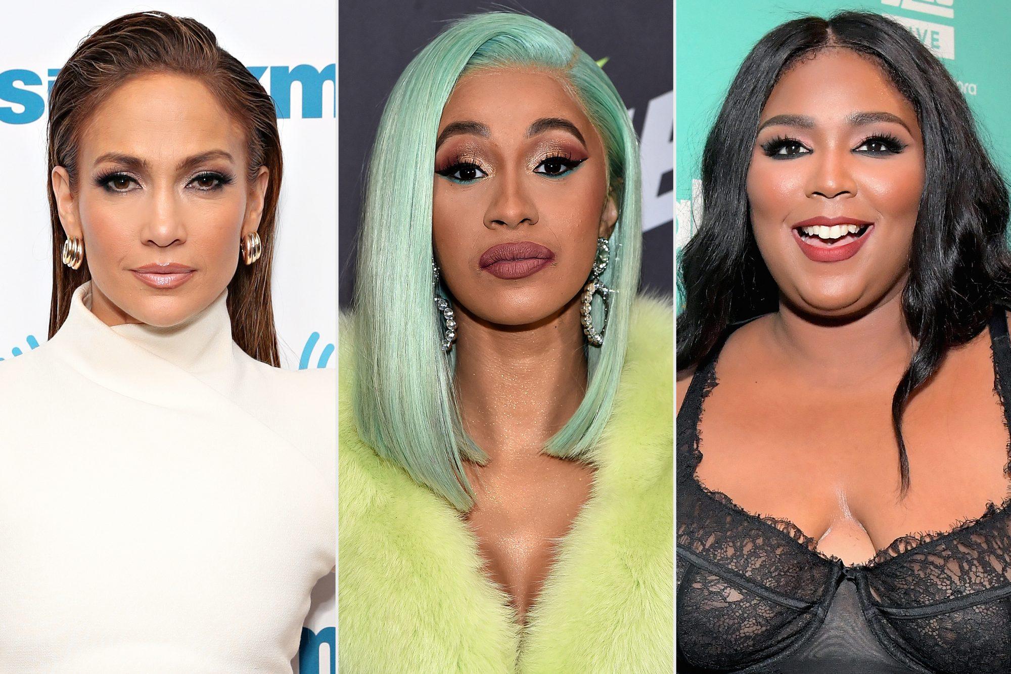 Jennifer Lopez Cardi B Star In Hustlers First Look Footage Ew Com