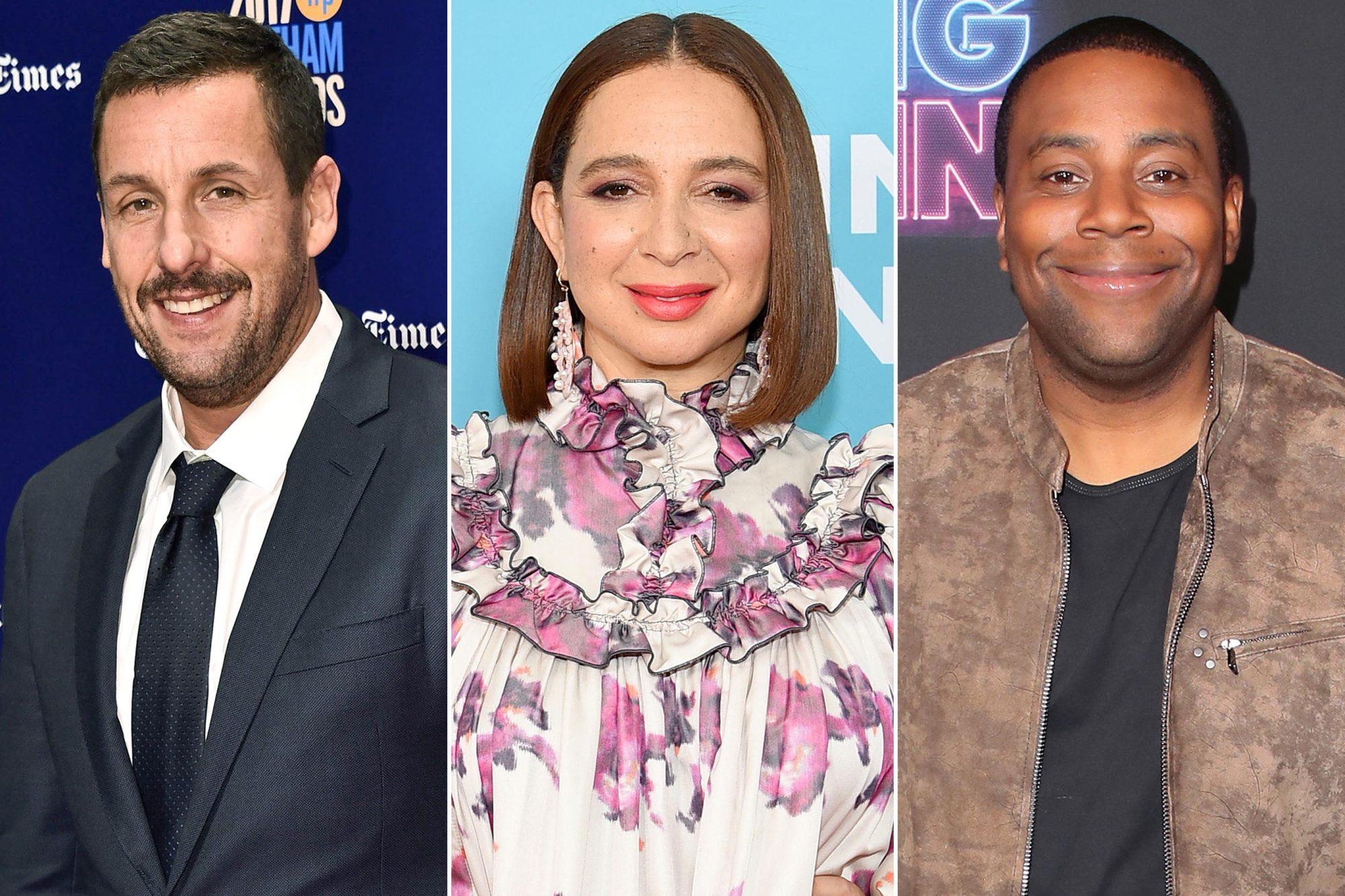 Adam Sandler Halloween Movie Casts Maya Rudolph Kenan Thompson More Ew Com