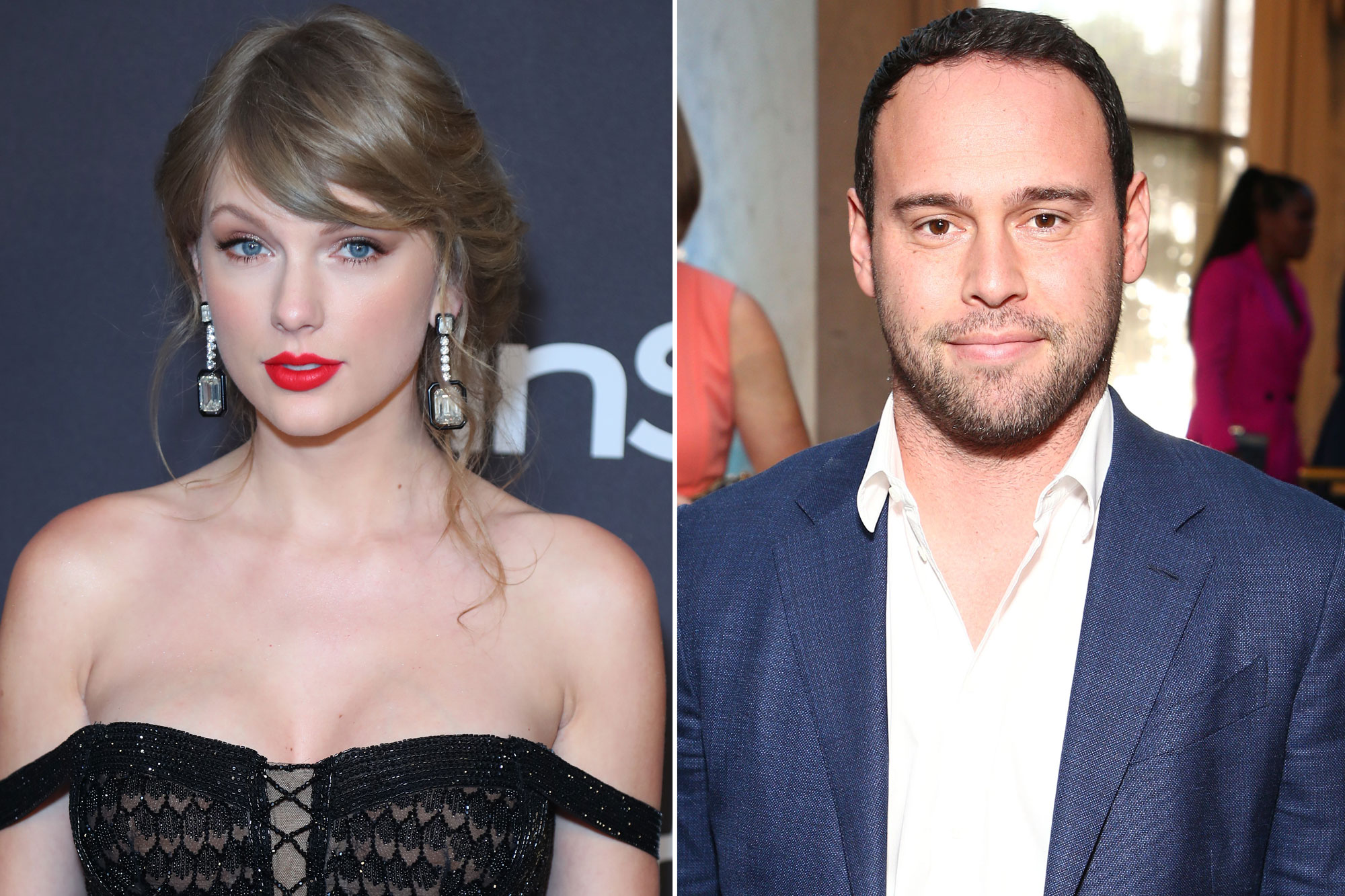 Team Taylor Or Team Scooter Who Supports Taylor Swift Scooter Braun In Music Dispute Ew Com
