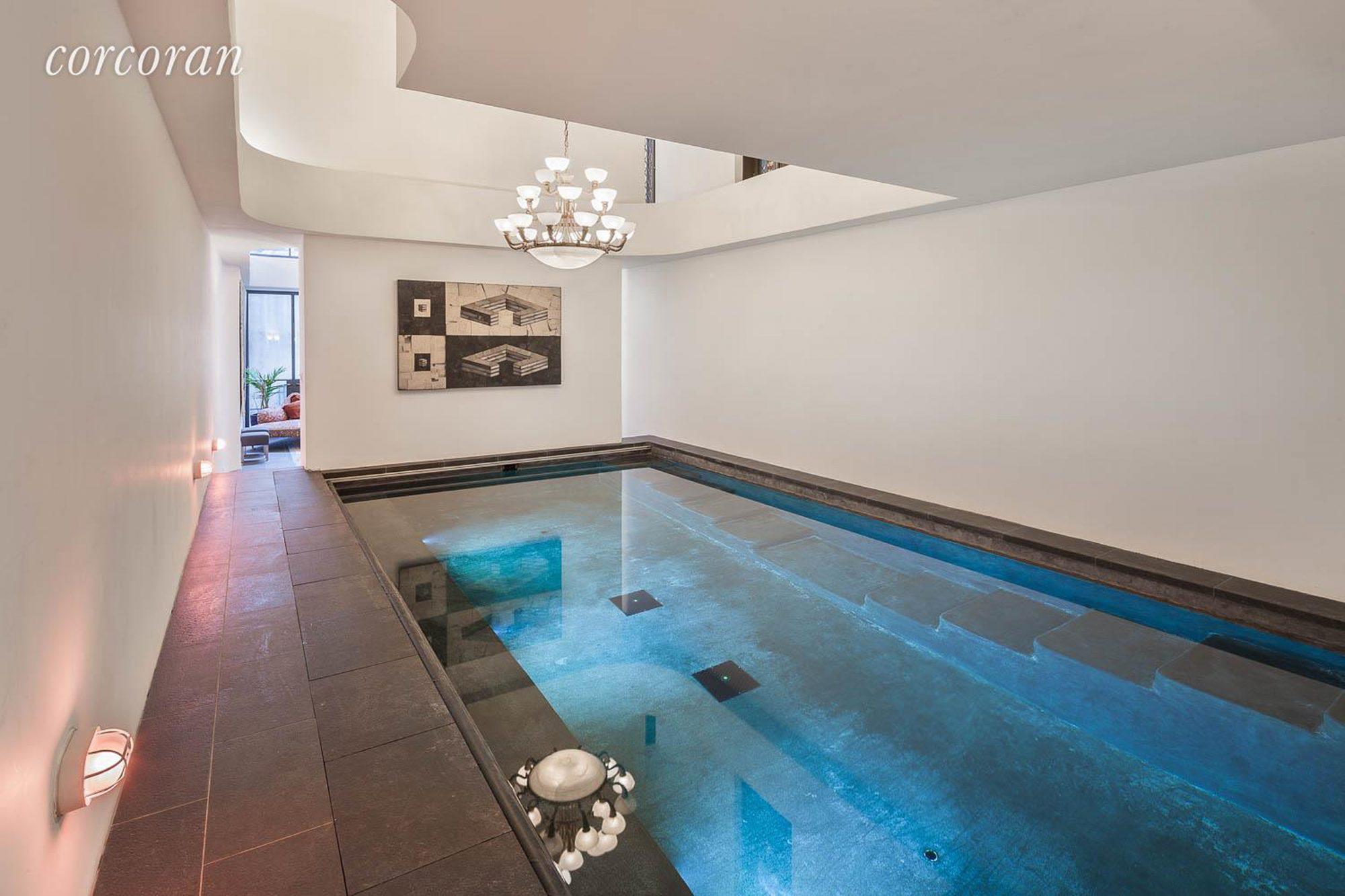 Taylor Swift S Cornelia Street Apartment Has A Pool Ew Com