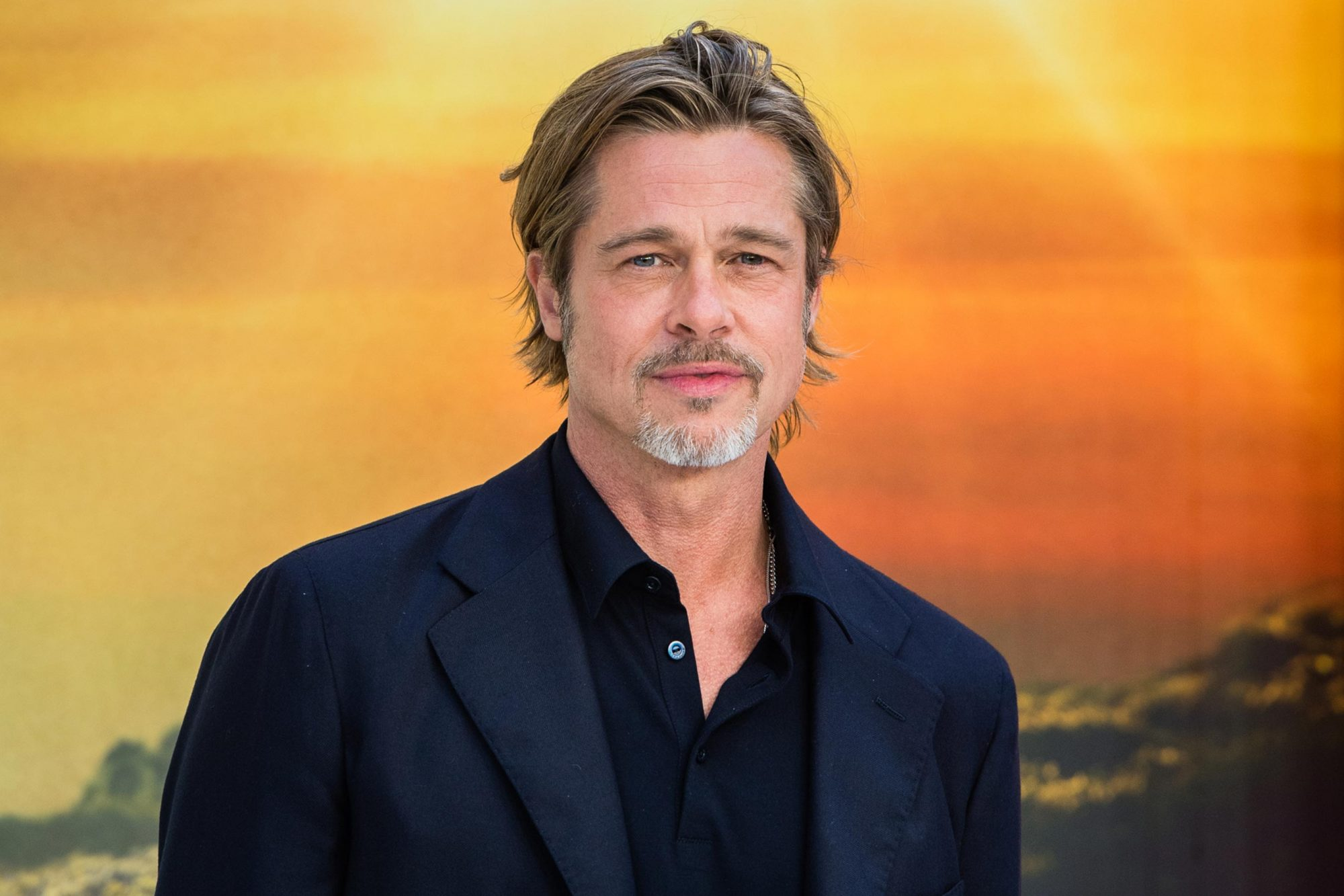 Ad Astra S Brad Pitt Talks Oscars Once Upon A Time In Hollywood And Retirement Rumors Ew Com