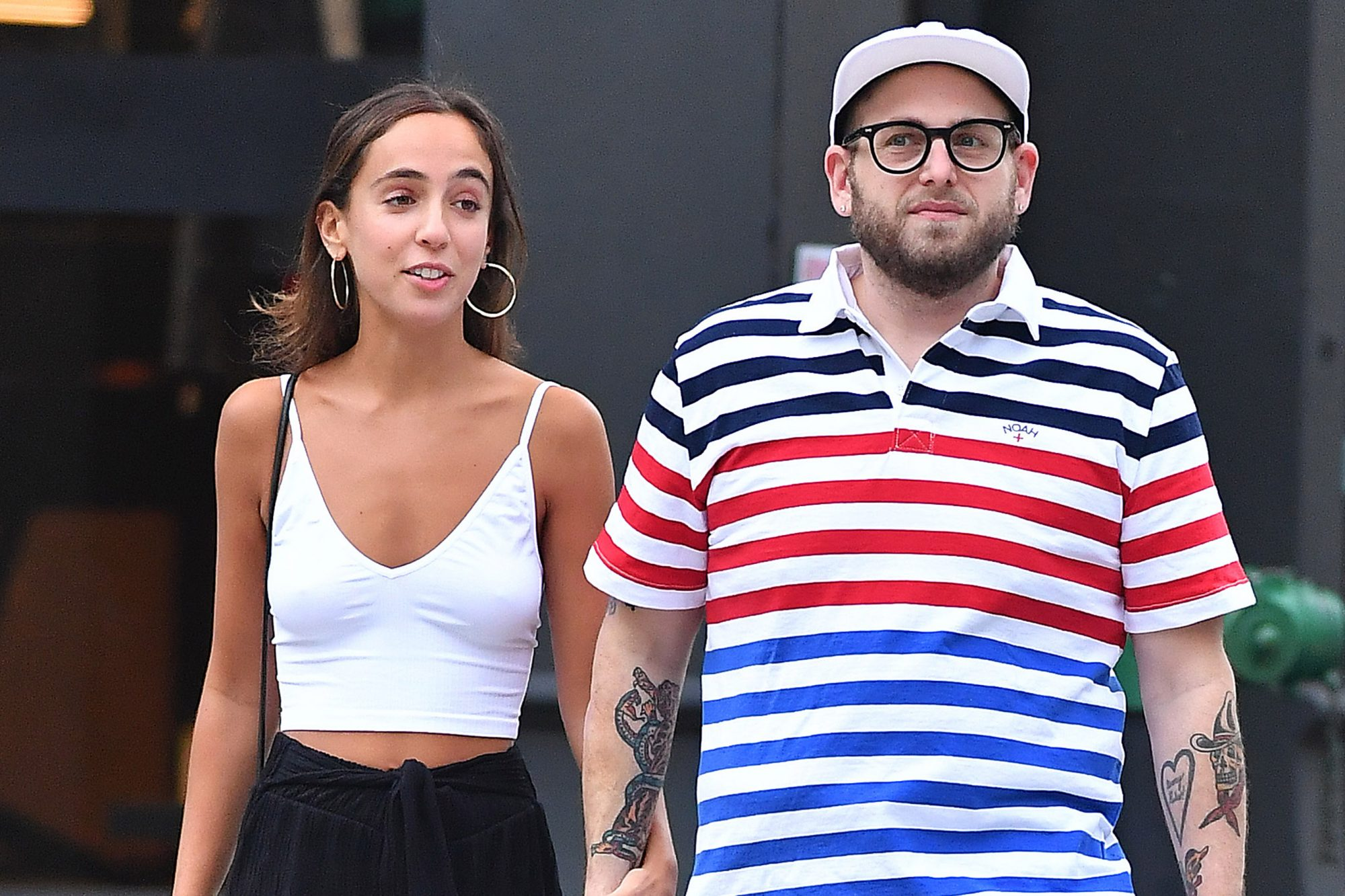 Jonah Hill is engaged to girlfriend ...