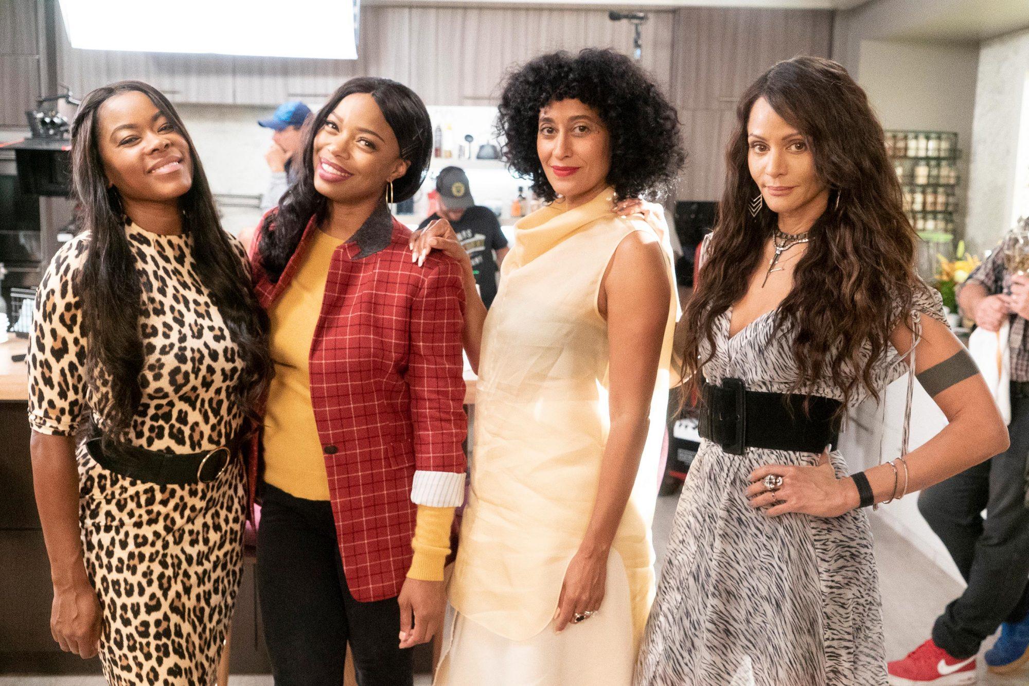 Tracee Ellis Ross interview: Black-ish brings Girlfriends back for ...