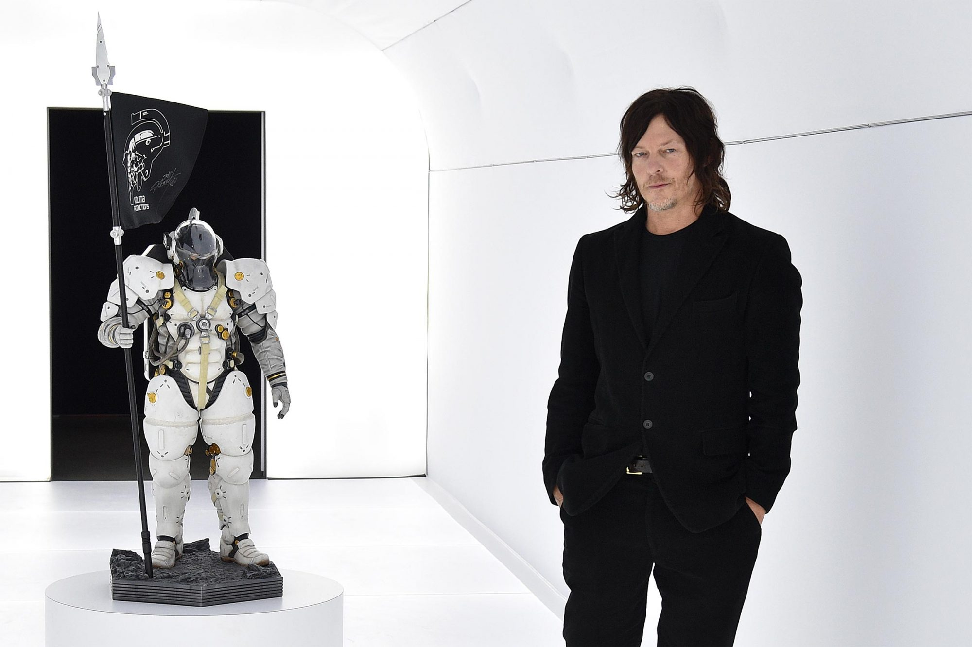 Death Stranding With Norman Reedus Mads Mikkelsen Bridges Videogames Cinema Ew Com In order to compile the ranking, top level players, tournament organizers, commentators. norman reedus mads mikkelsen