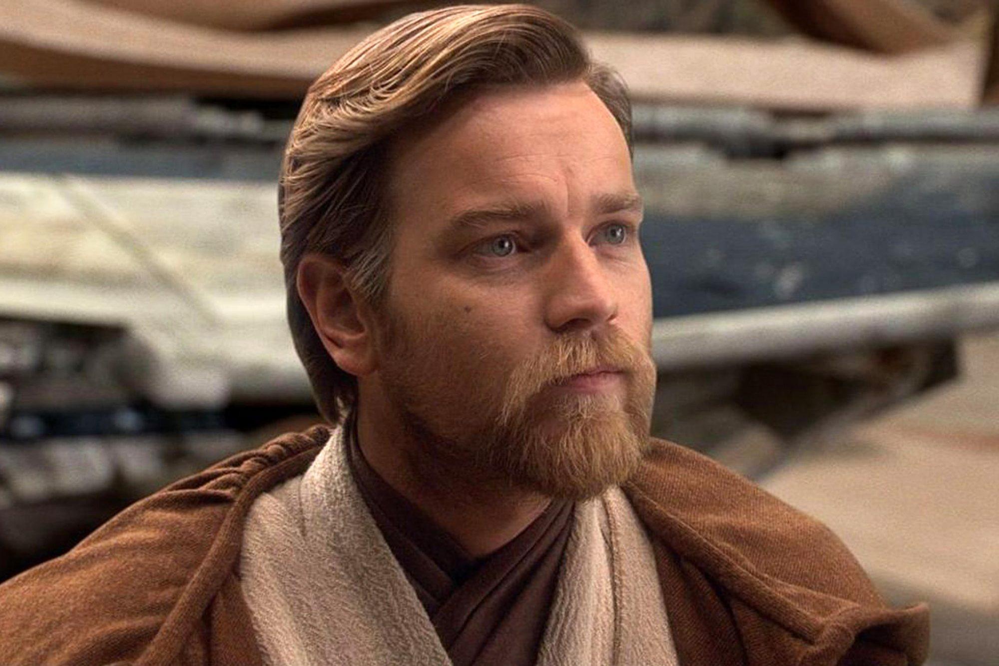 Disney confirms Obi-Wan Kenobi series with Ewan McGregor | EW.com