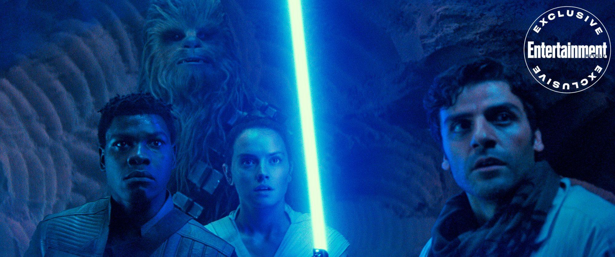 Daisy Ridley Breaks Silence On Star Wars Rise Of Skywalker Criticism Ew Com