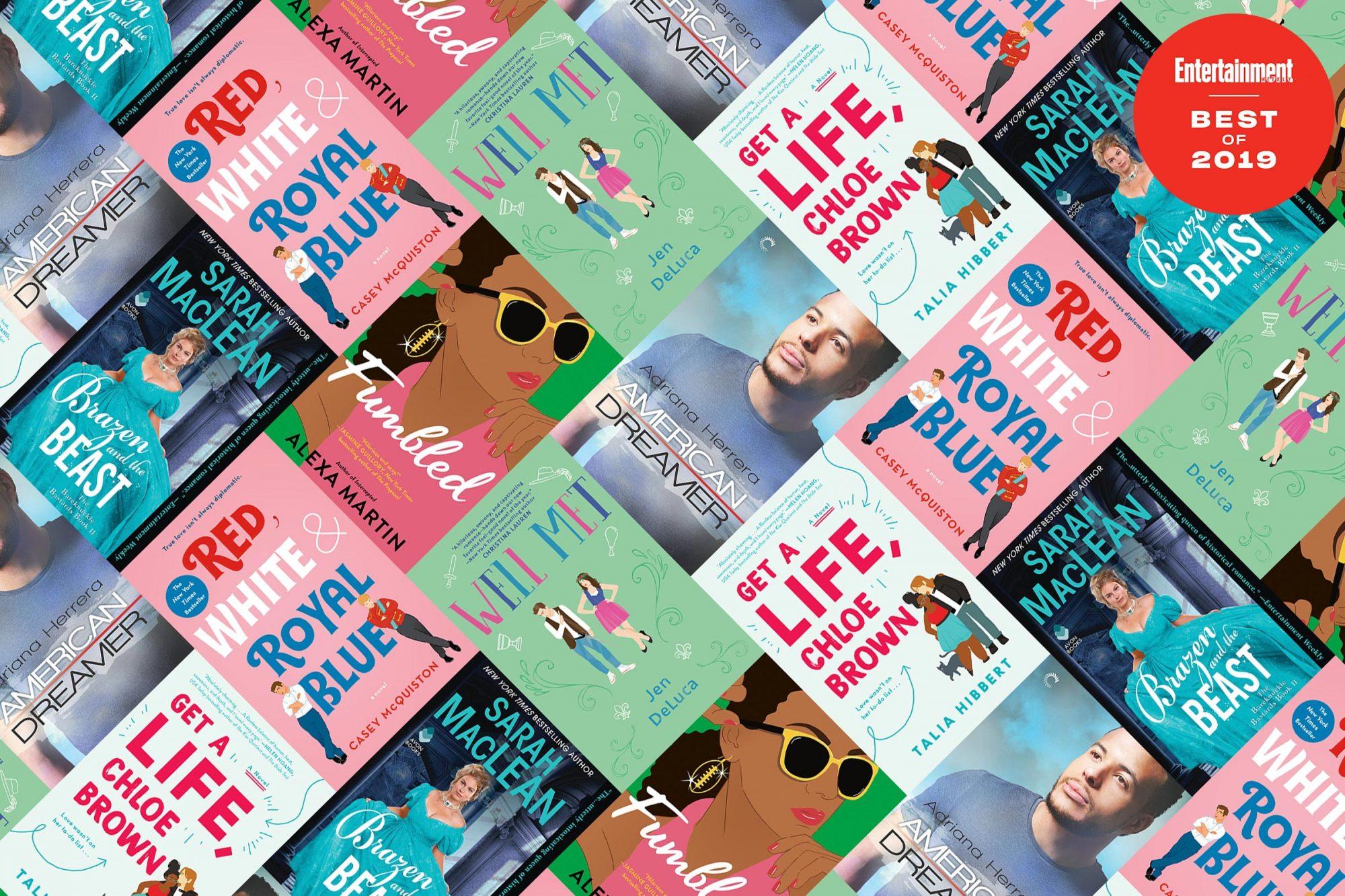 Best Romance Novels Of 2019 Ew Com