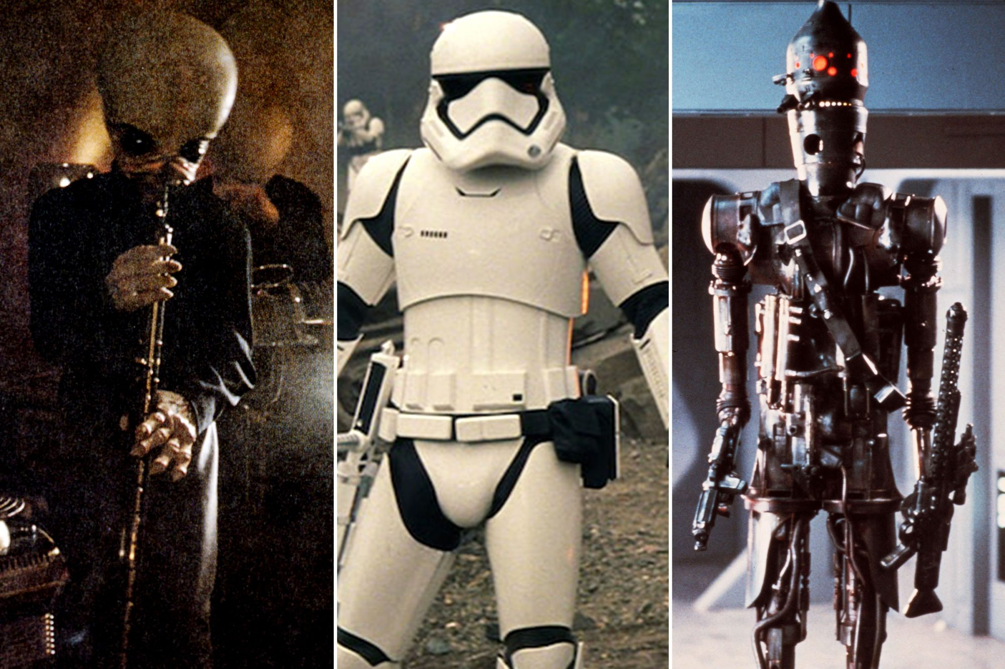 Our 10 Favorite Minor Star Wars Characters Ew Com