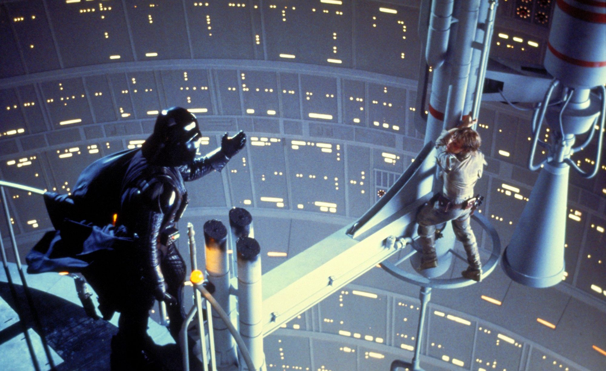 I Am Your Father Empire Strikes Back Writer Looks Back On Iconic Twist Ew Com