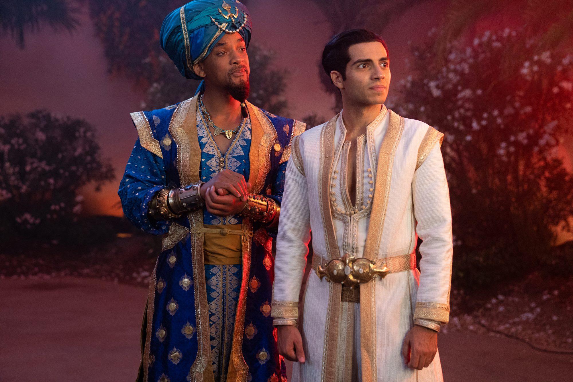 Aladdin Sequel In The Works At Disney Ew Com