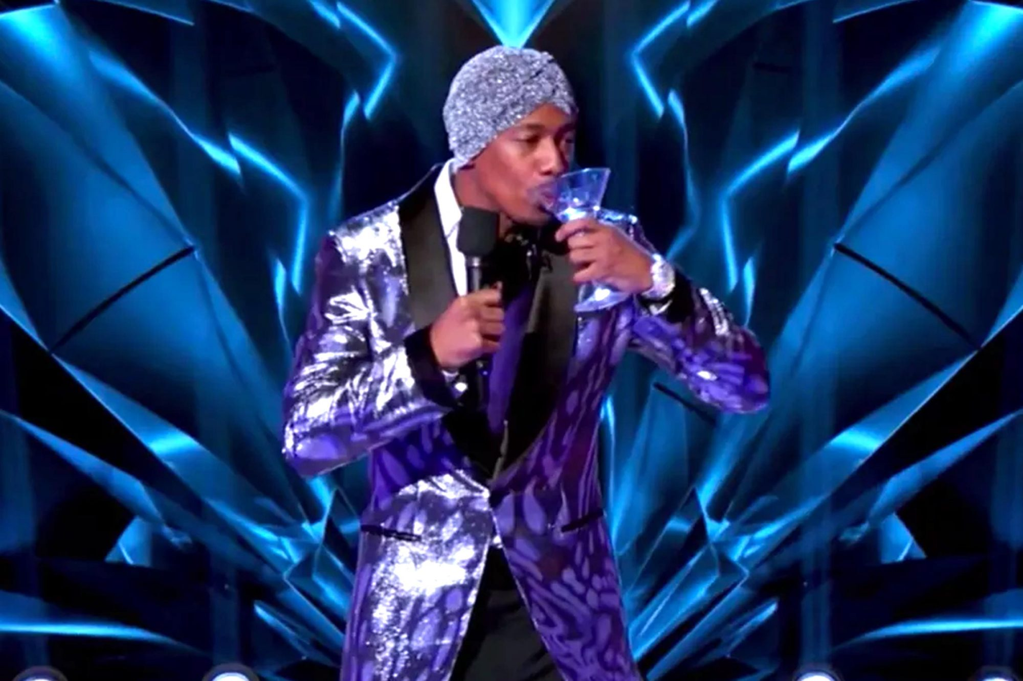 Fox To Keep Nick Cannon As Masked Singer Host He Is Remorseful Ew Com