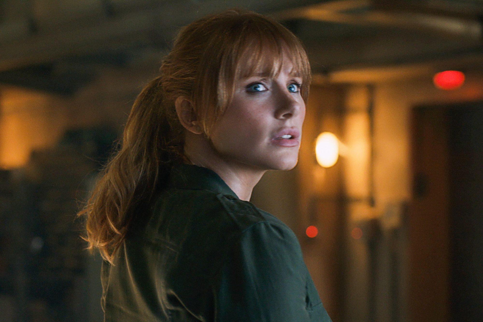 Jurassic World Star Bryce Dallas Howard Reveals Her