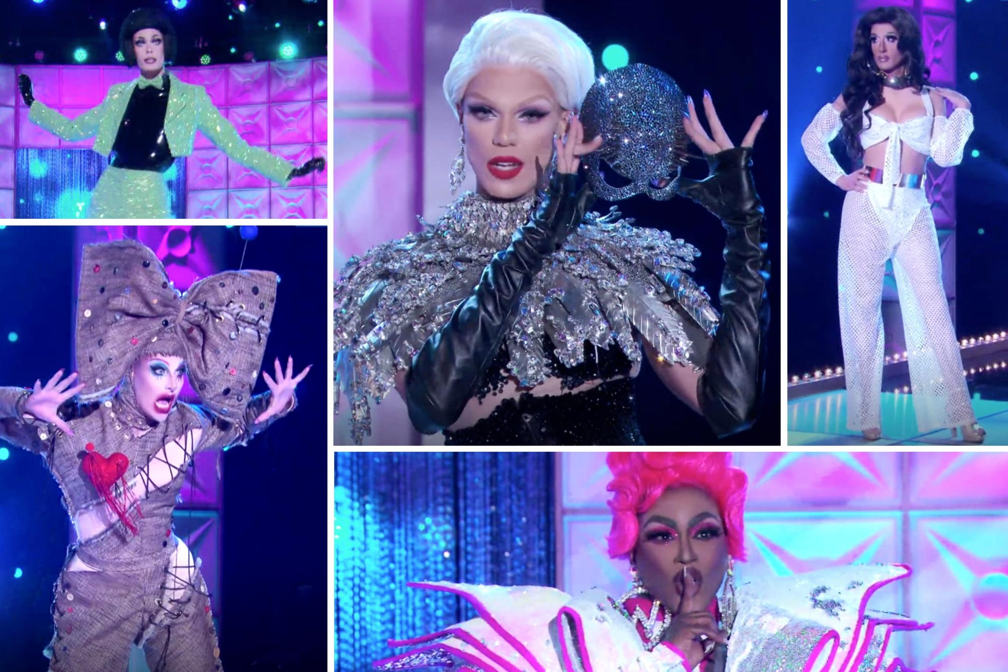 Rupaul S Drag Race Season 12 Runway Looks Ranked Ew Com