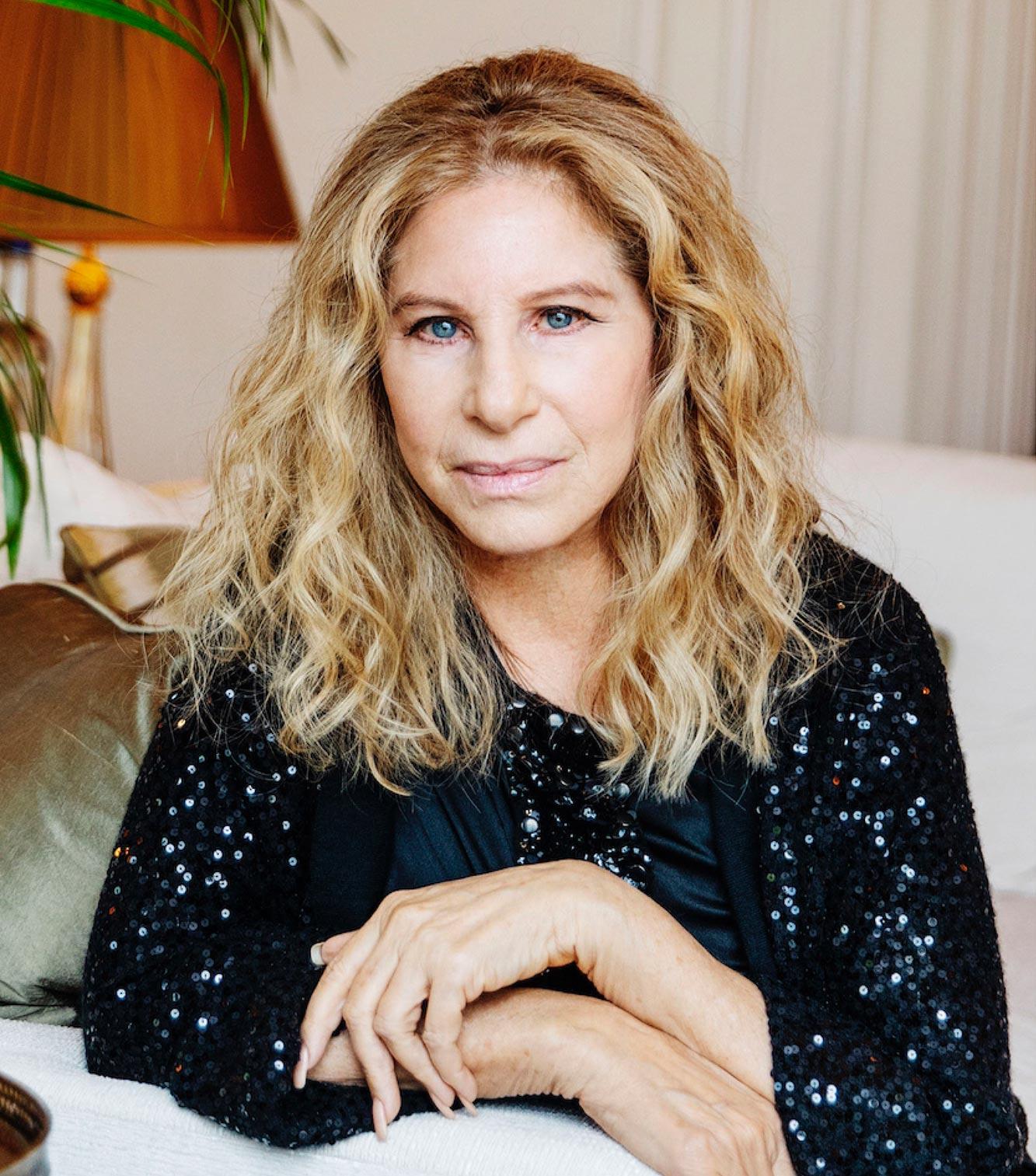 Barbra Streisand Joins Glaad S Livestream Event Ew Com