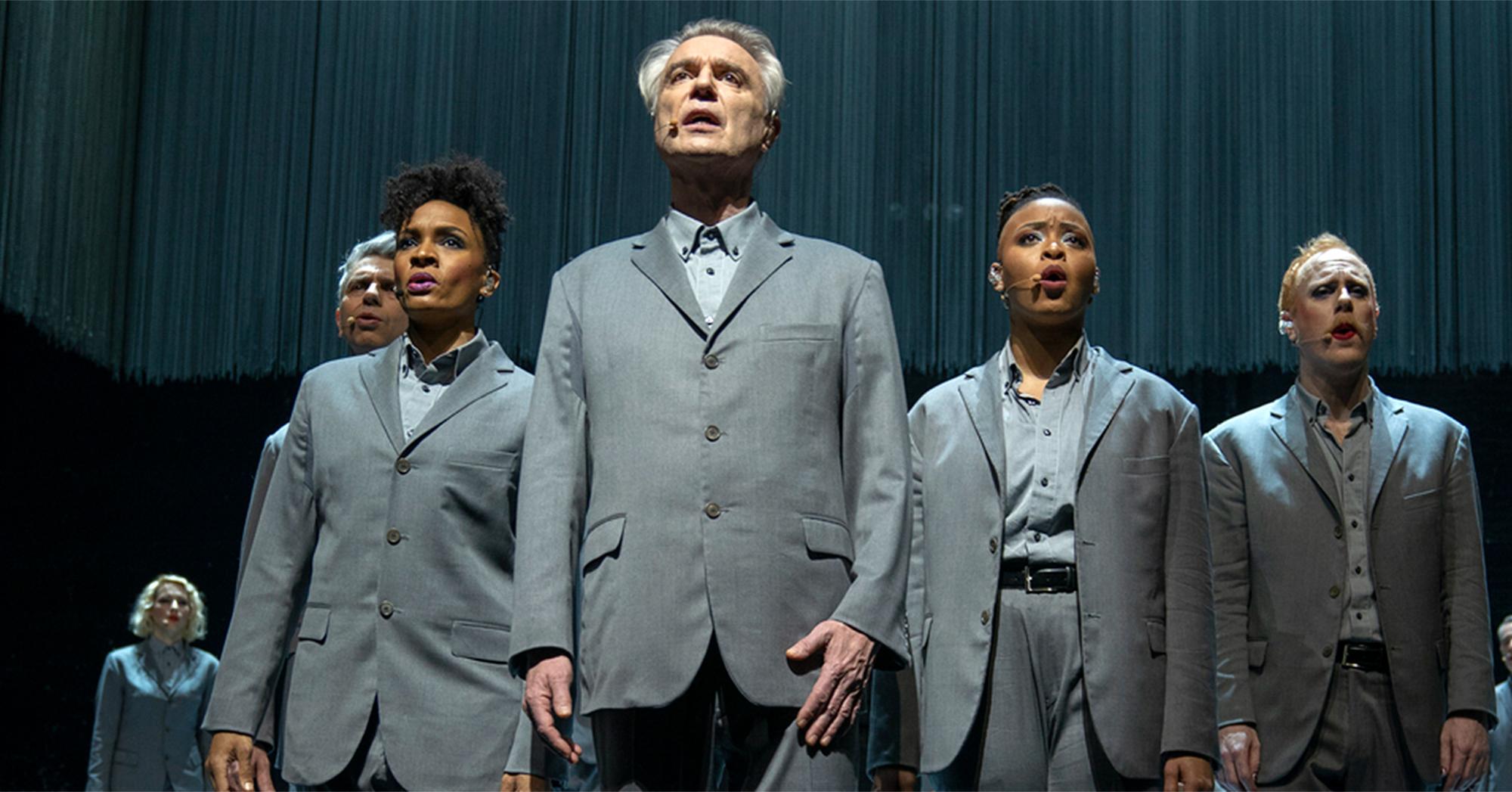 Spike Lee-directed American Utopia lands HBO debut | EW.com