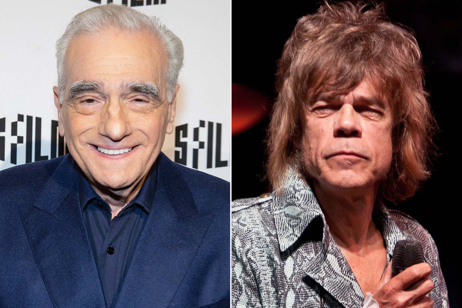 Martin Scorsese Making Documentary On New York Dolls David Johansen Ew Com