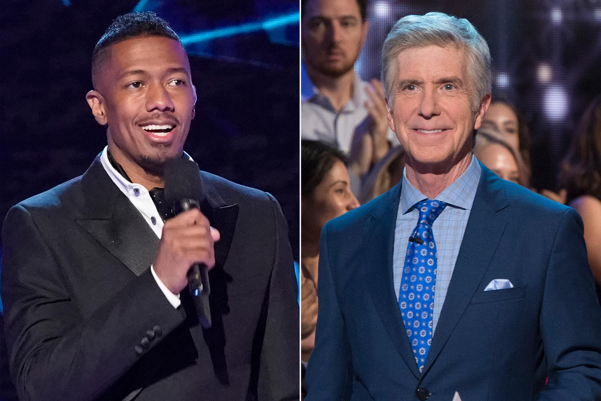 If The Masked Singer Cuts Ties With Nick Cannon Fox Should Hire Tom Bergeron Ew Com