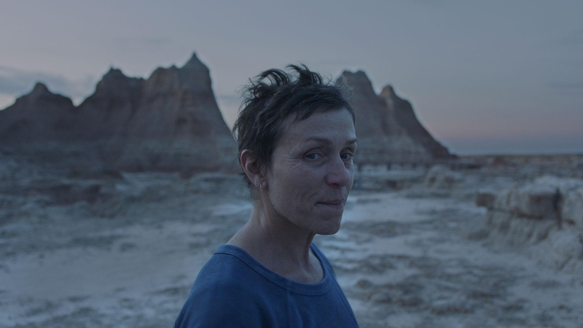 Frances McDormand offered job at Target while shooting Nomadland | EW.com