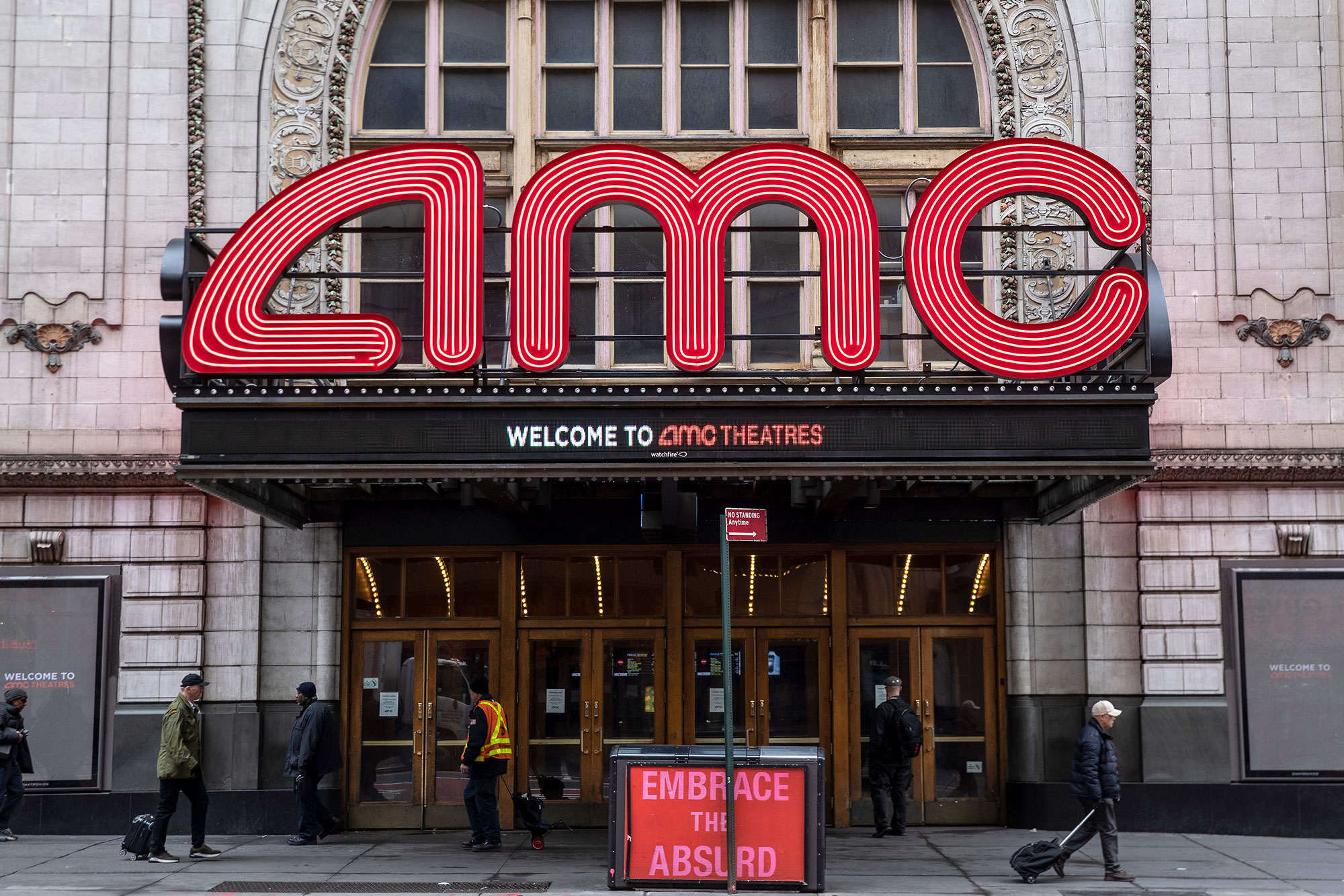 Amc Theatres To Reopen Aug 20 With 15 Cent Movie Tickets Ew Com