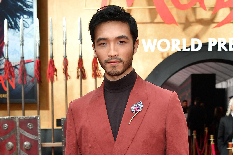 Meet Mulan Star Yoson An Who Plays Chen Honghui Ew Com