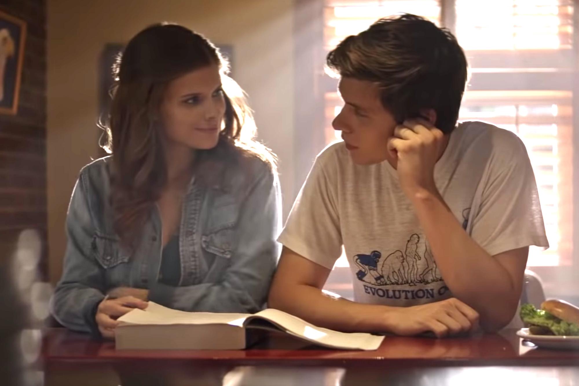 See Kate Mara, Nick Robinson in FX's A Teacher trailer   EW.com