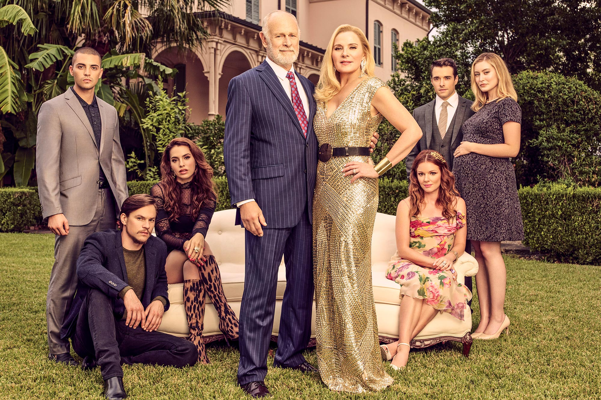 Filthy Rich review: Thou shalt not feel guilty for watching this soap |  EW.com
