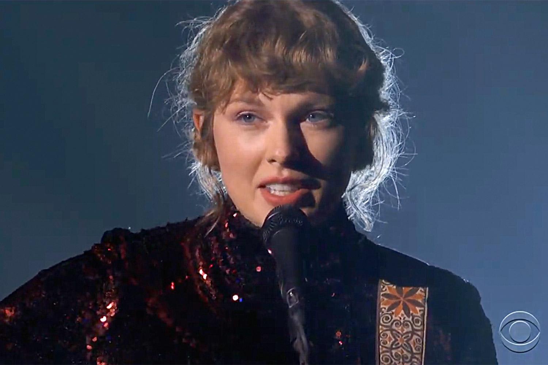 Taylor Swift Returns To Acm Awards With Betty Performance Ew Com