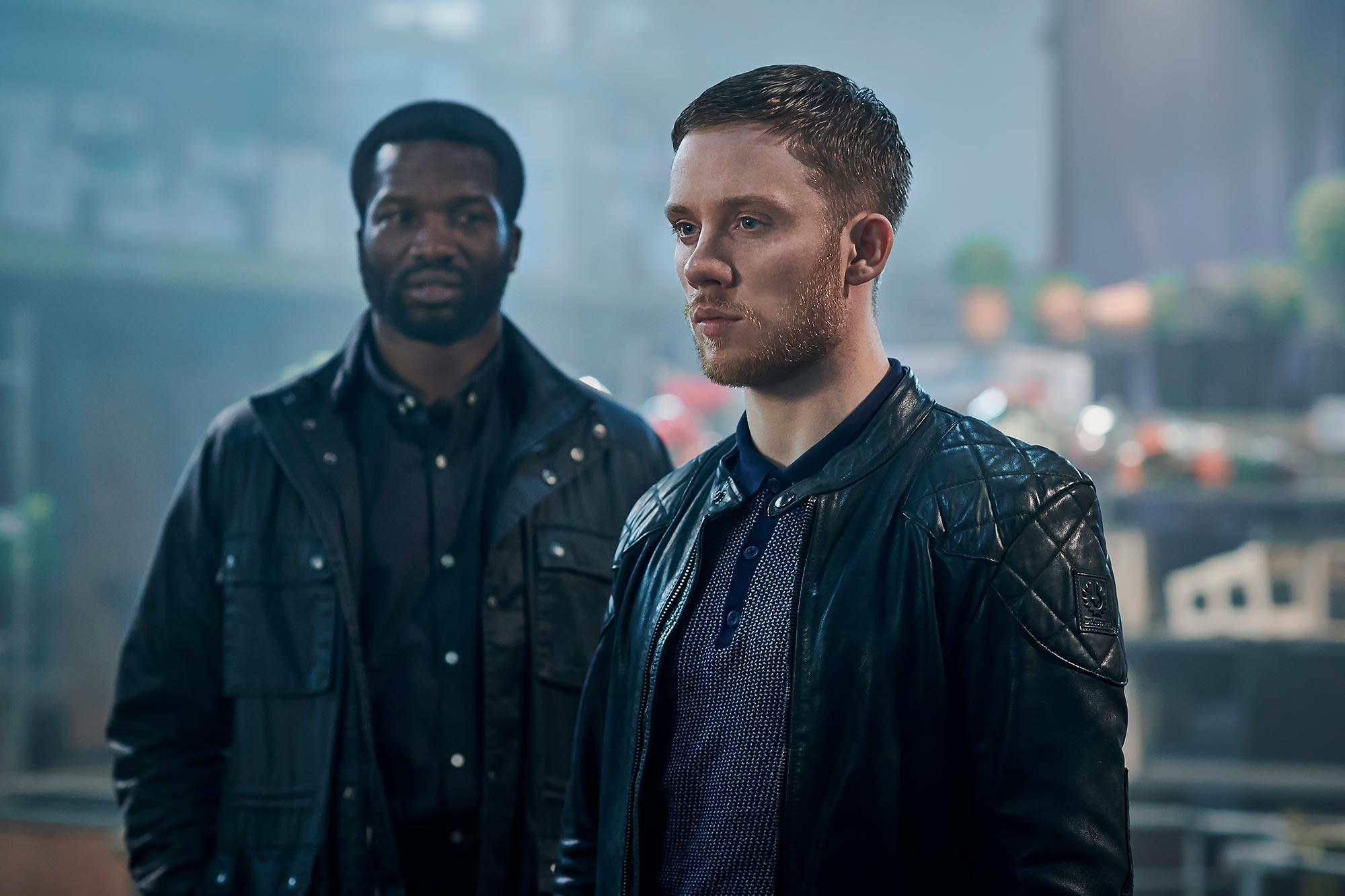 The Raid Director Previews His Bone Crunching Crime Show Gangs Of London Ew Com