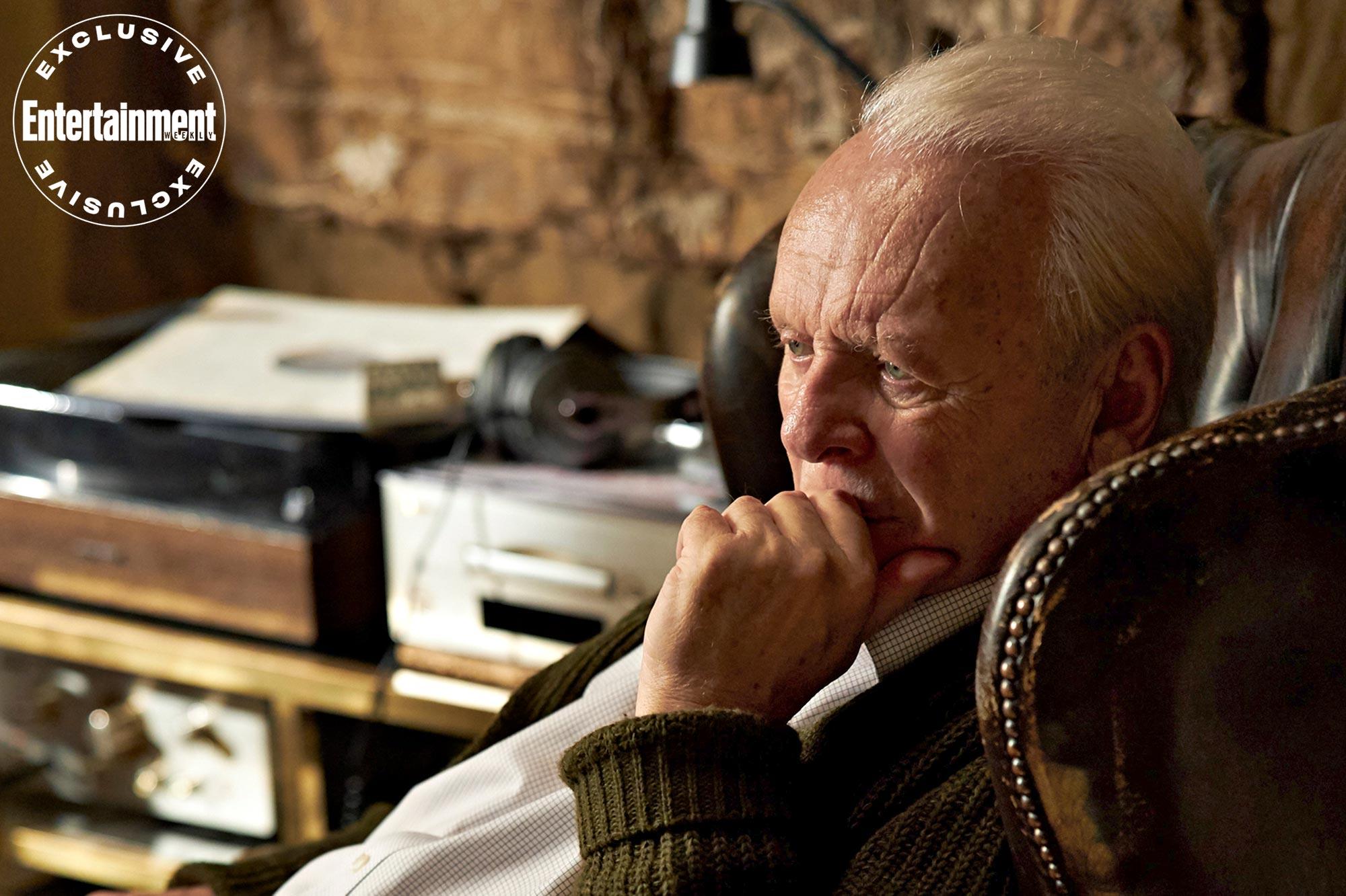 Anthony Hopkins draws Oscar buzz for The Father | EW.com